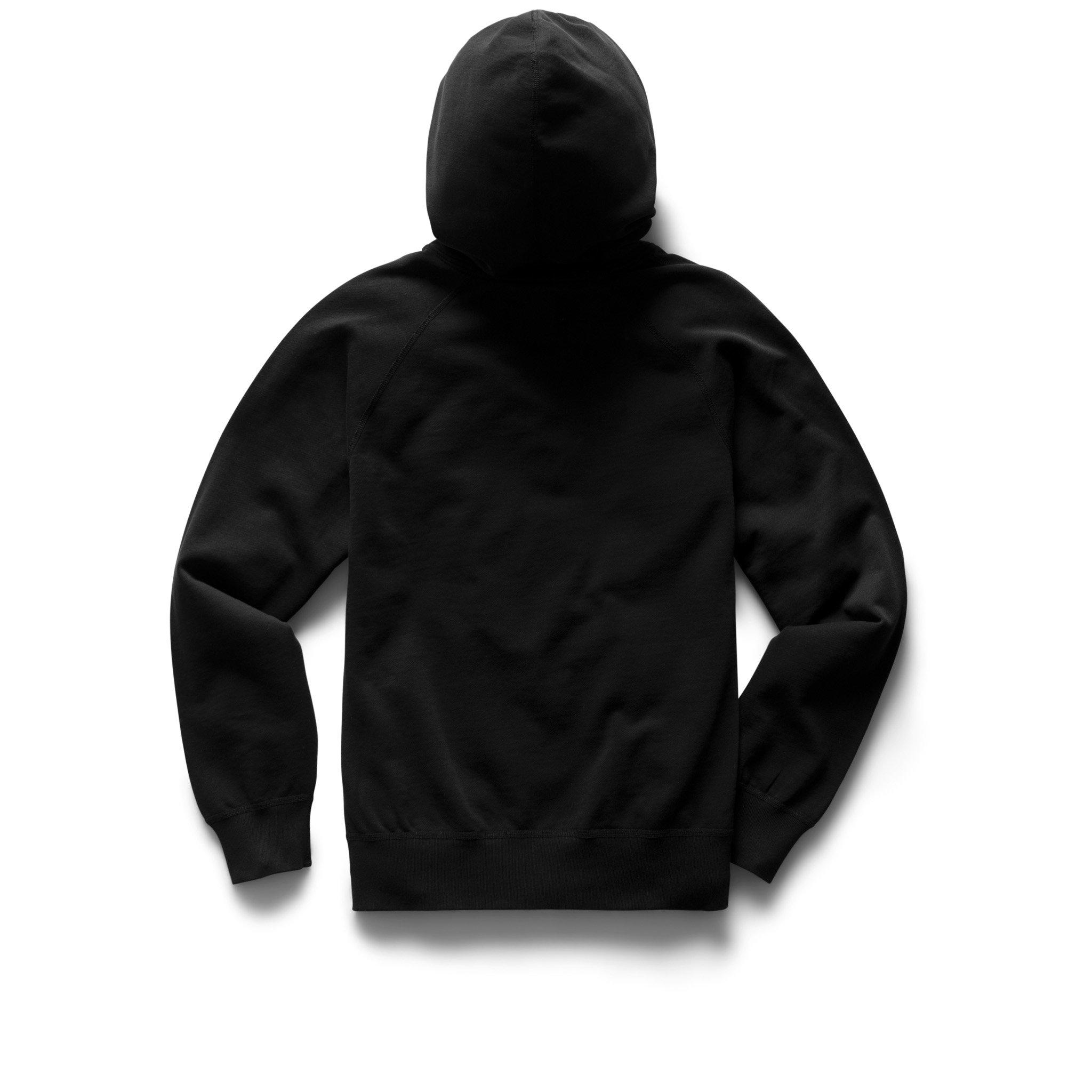Lightweight Terry Relaxed Hoodie 5