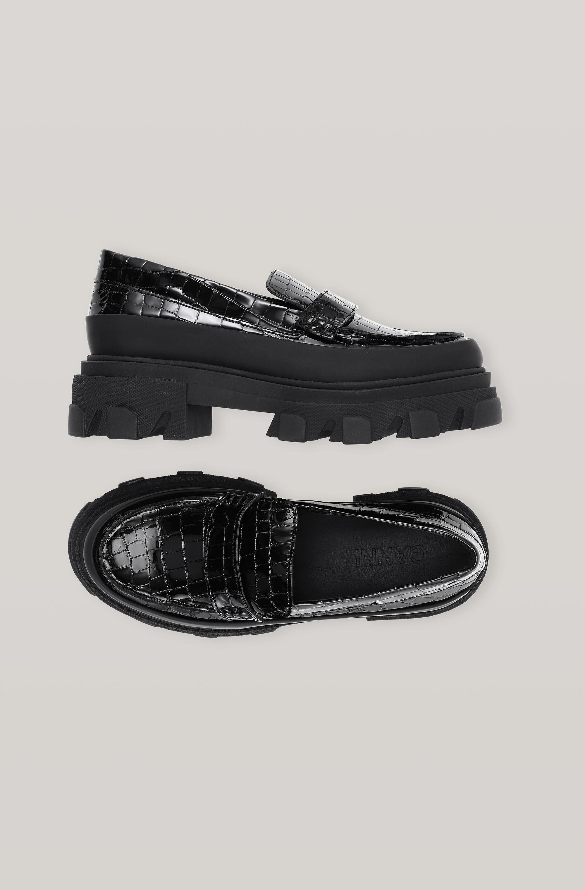 Belly Croc Chunky Loafer