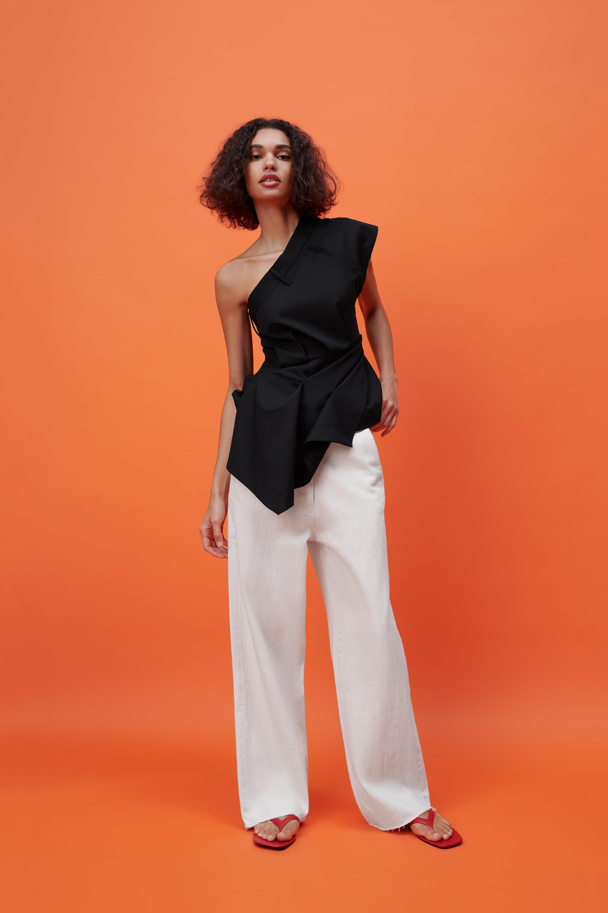 ASYMMETRIC TOP LIMITED EDITION