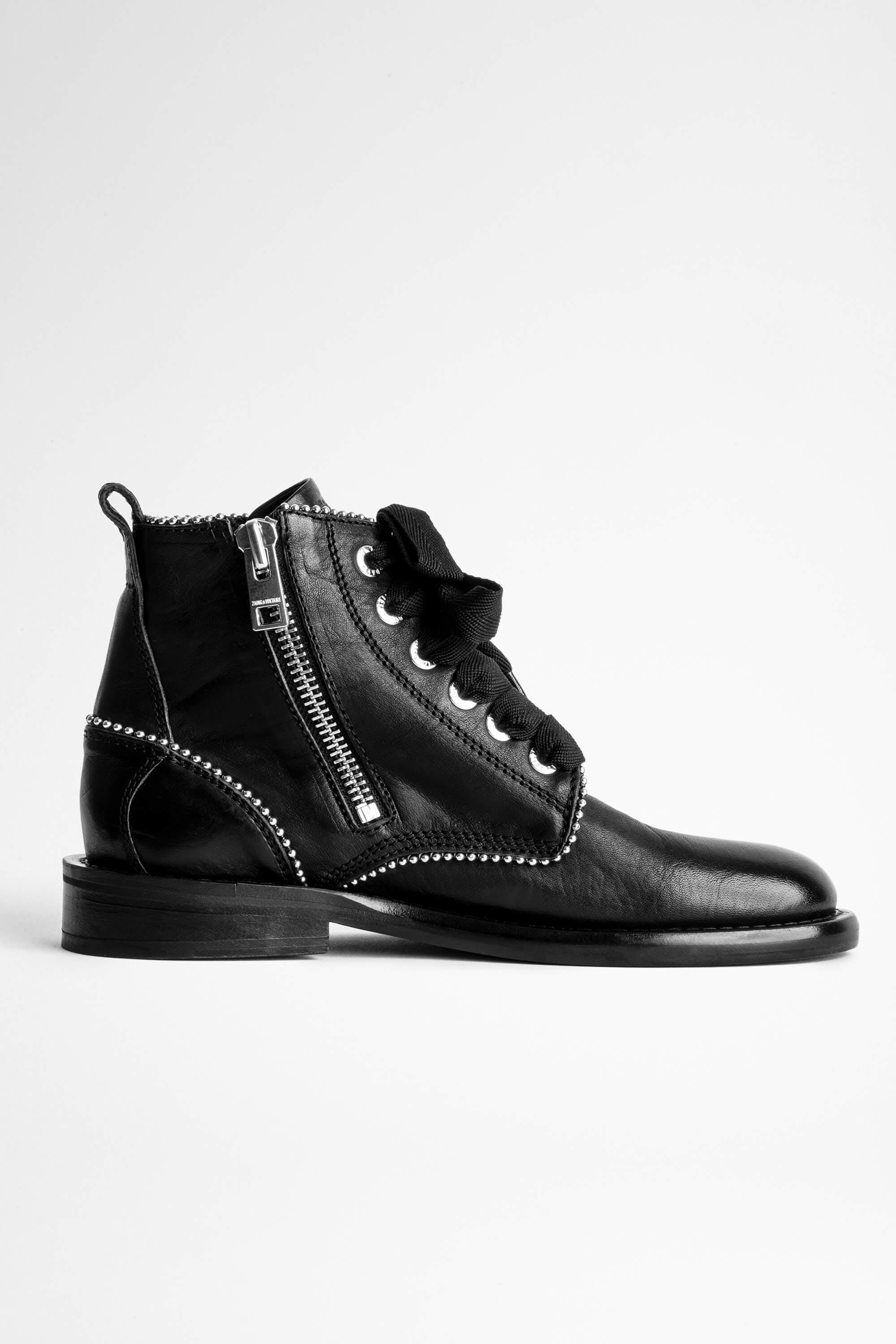 Laureen Roma Studs Ankle Boots 1