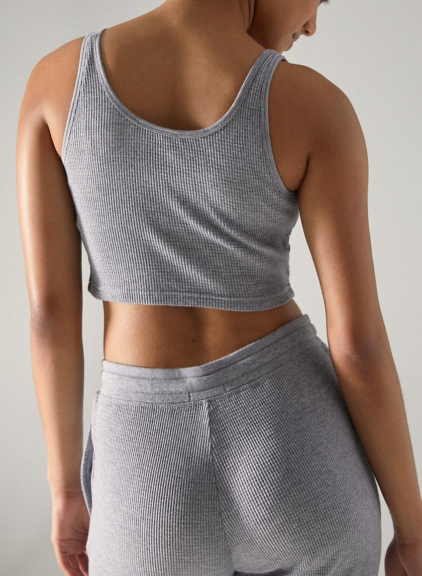 Rayna Cropped Thermal 2