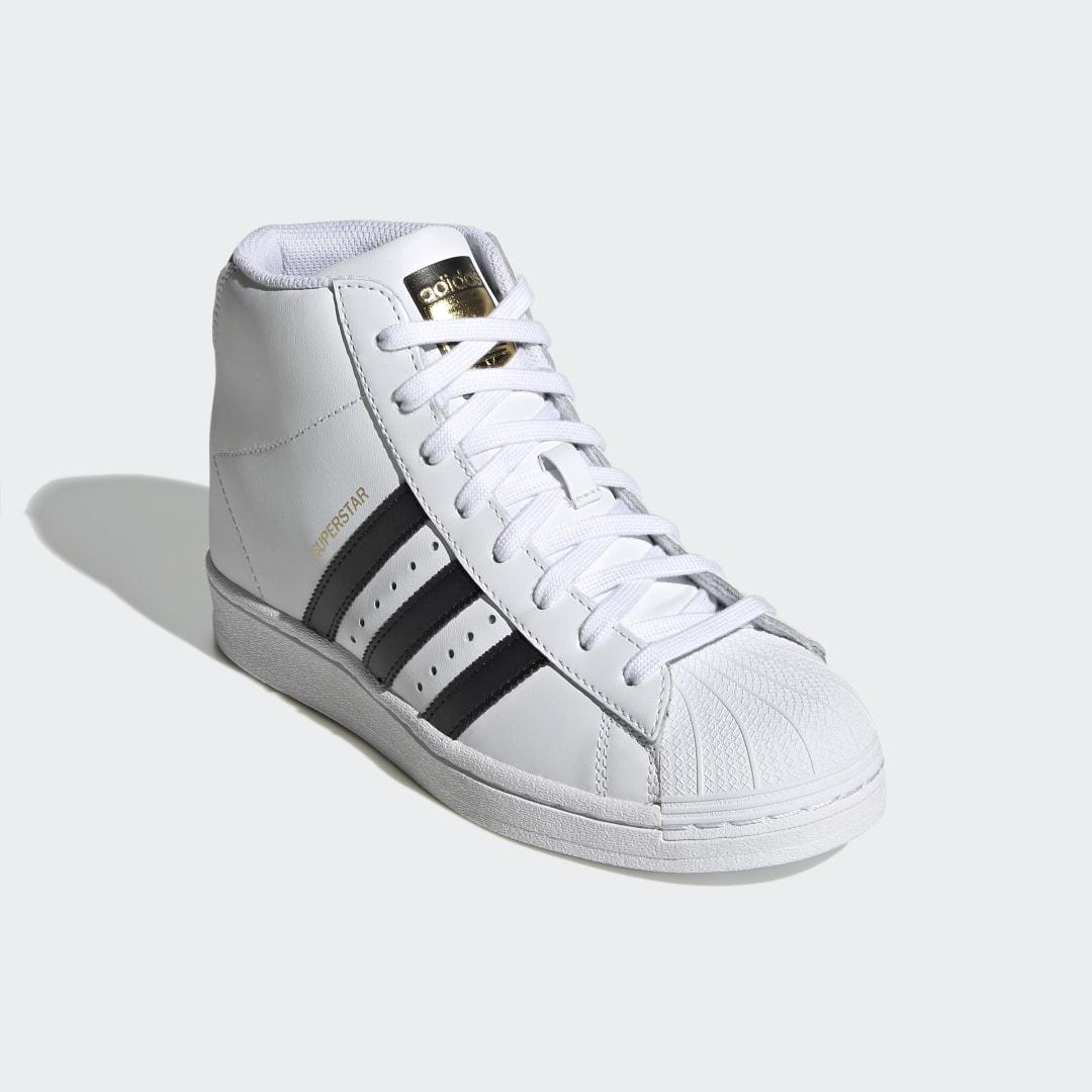 Superstar Up Shoes White