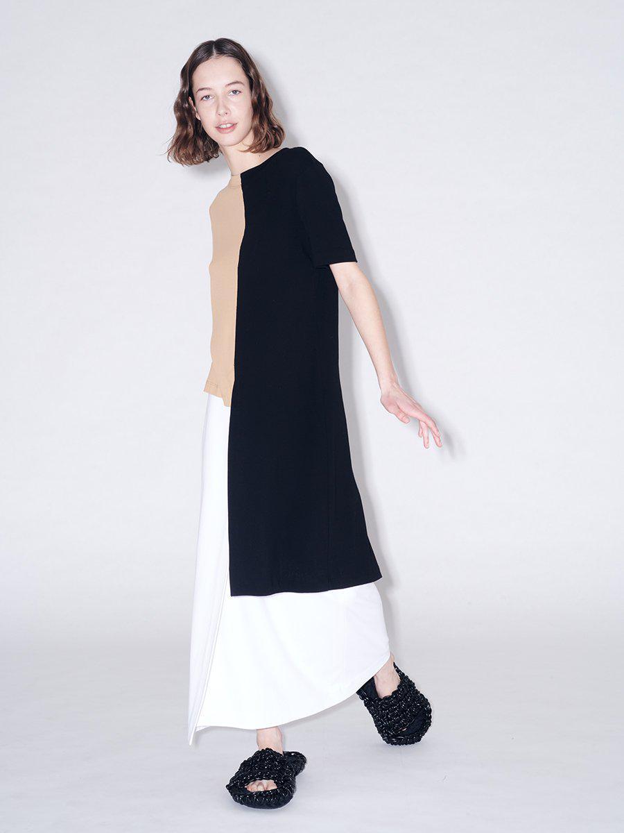 Pull On Wrap Front Skirt 6