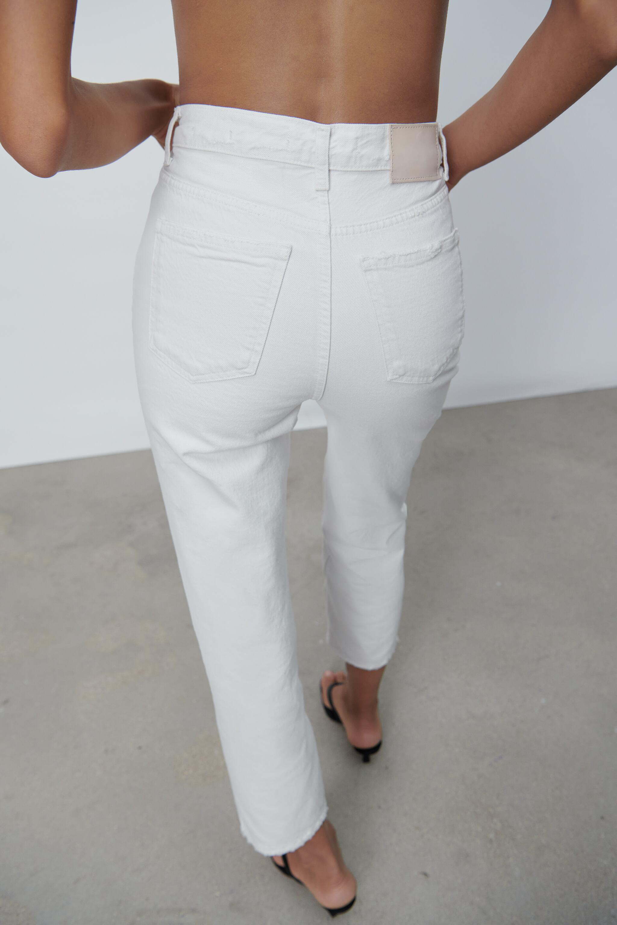 ZW THE BLISS STRAIGHT JEANS 7