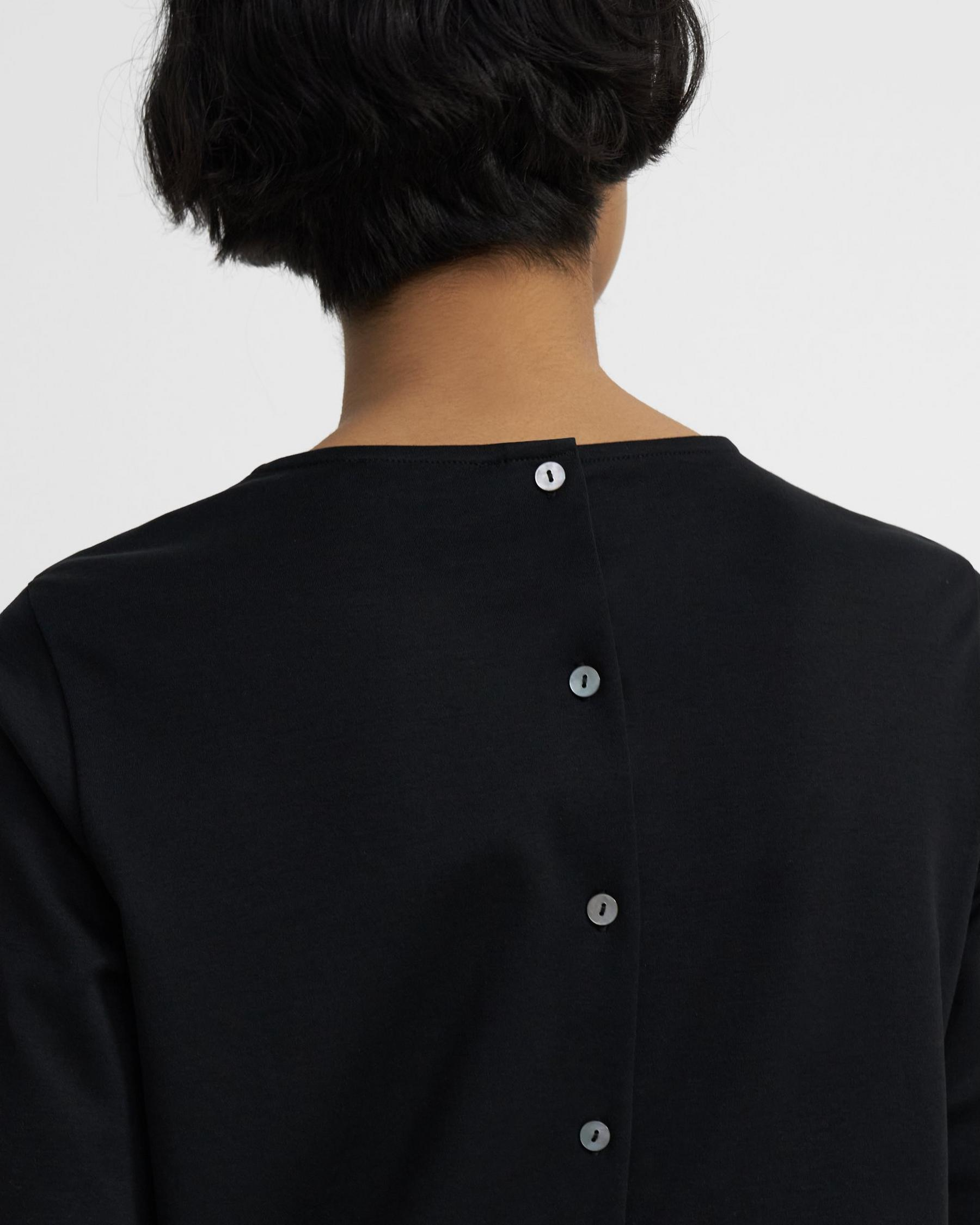 Square Tee in Cotton Jersey 3
