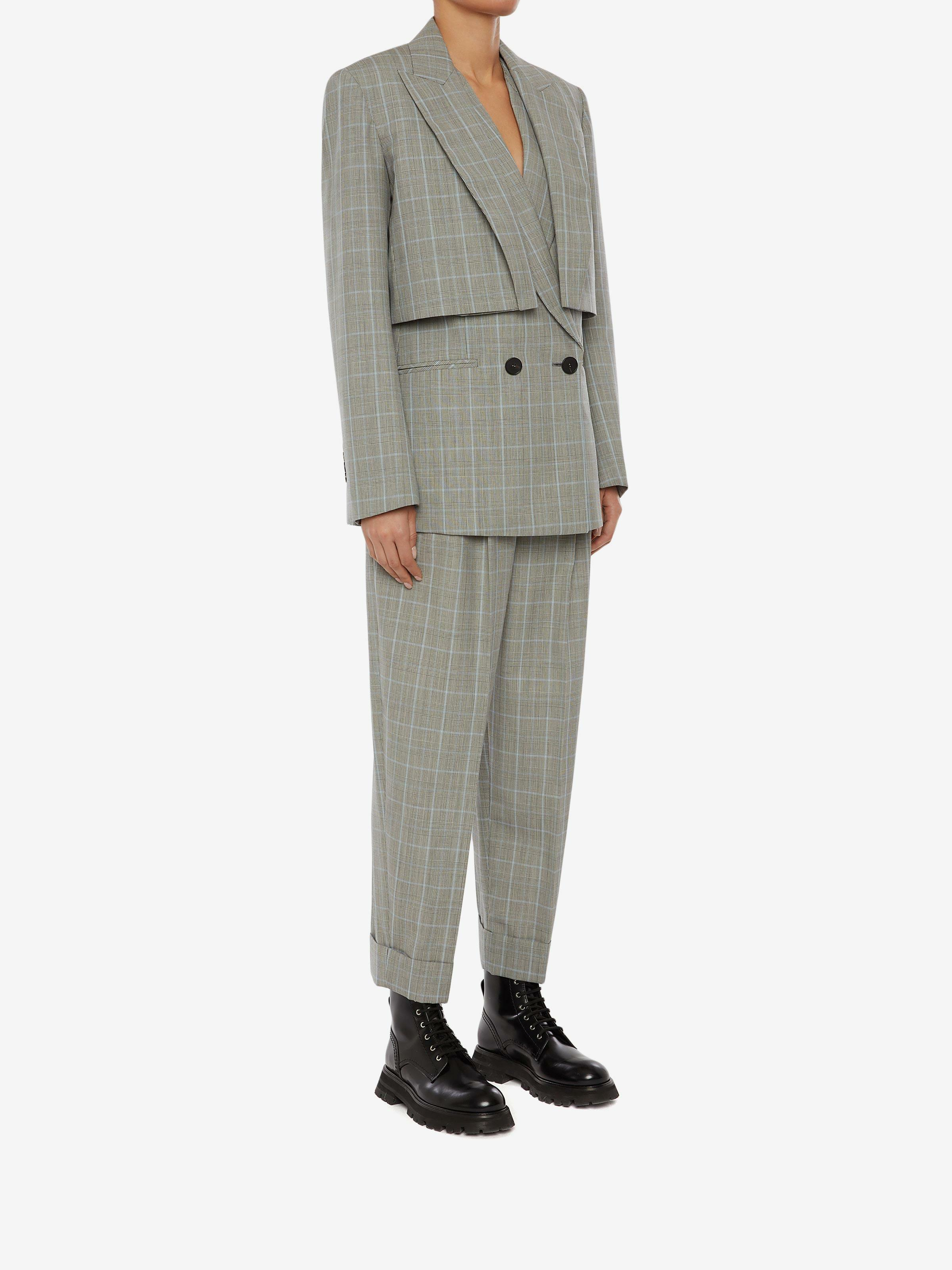 Prince of Wales Peg Trouser 1