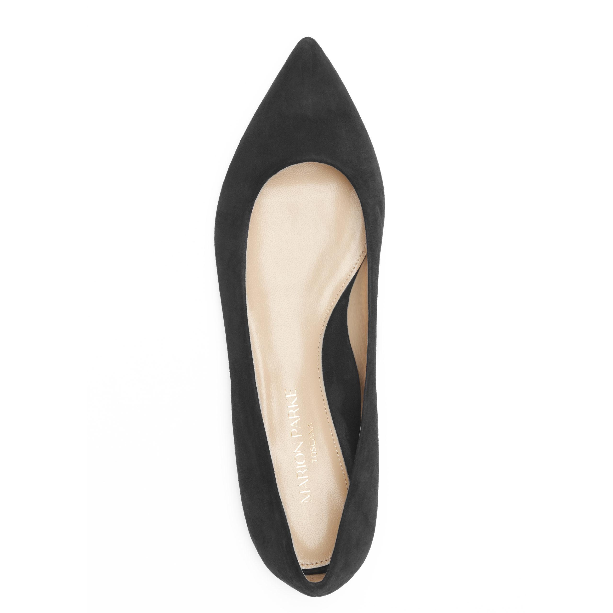 Must Have Flat | Suede Classic Pointy Toe Flat 2