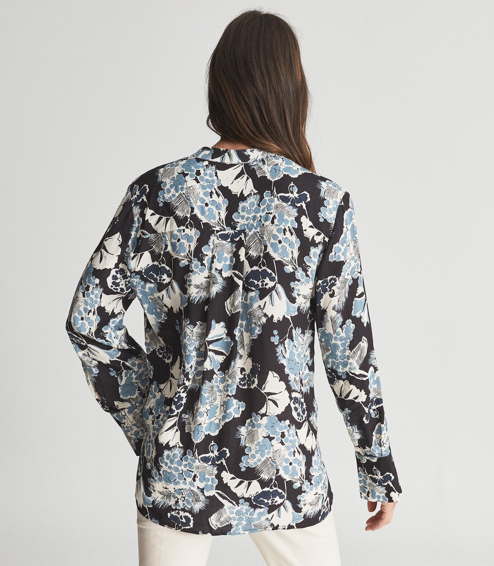 MIKA - FLORAL PRINTED BLOUSE 3