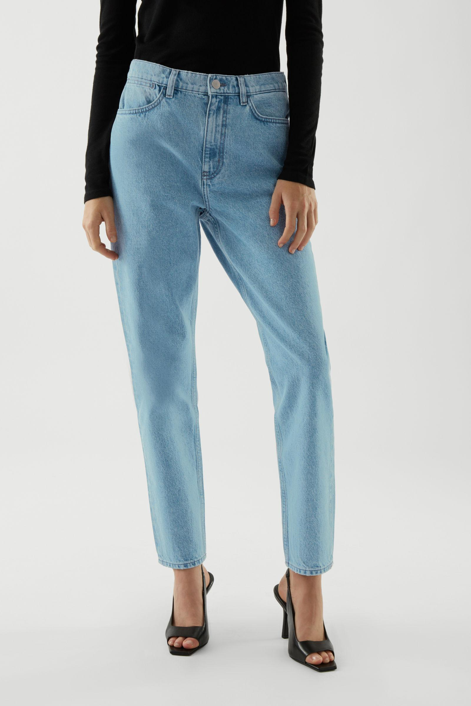 CROPPED STRAIGHT JEANS 1