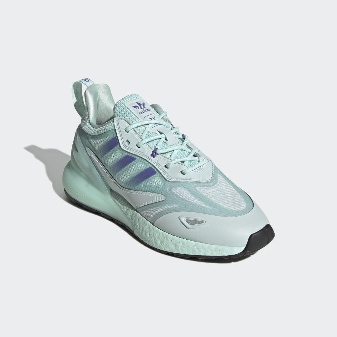 ZX 2K Boost 2.0 Shoes Halo Mint