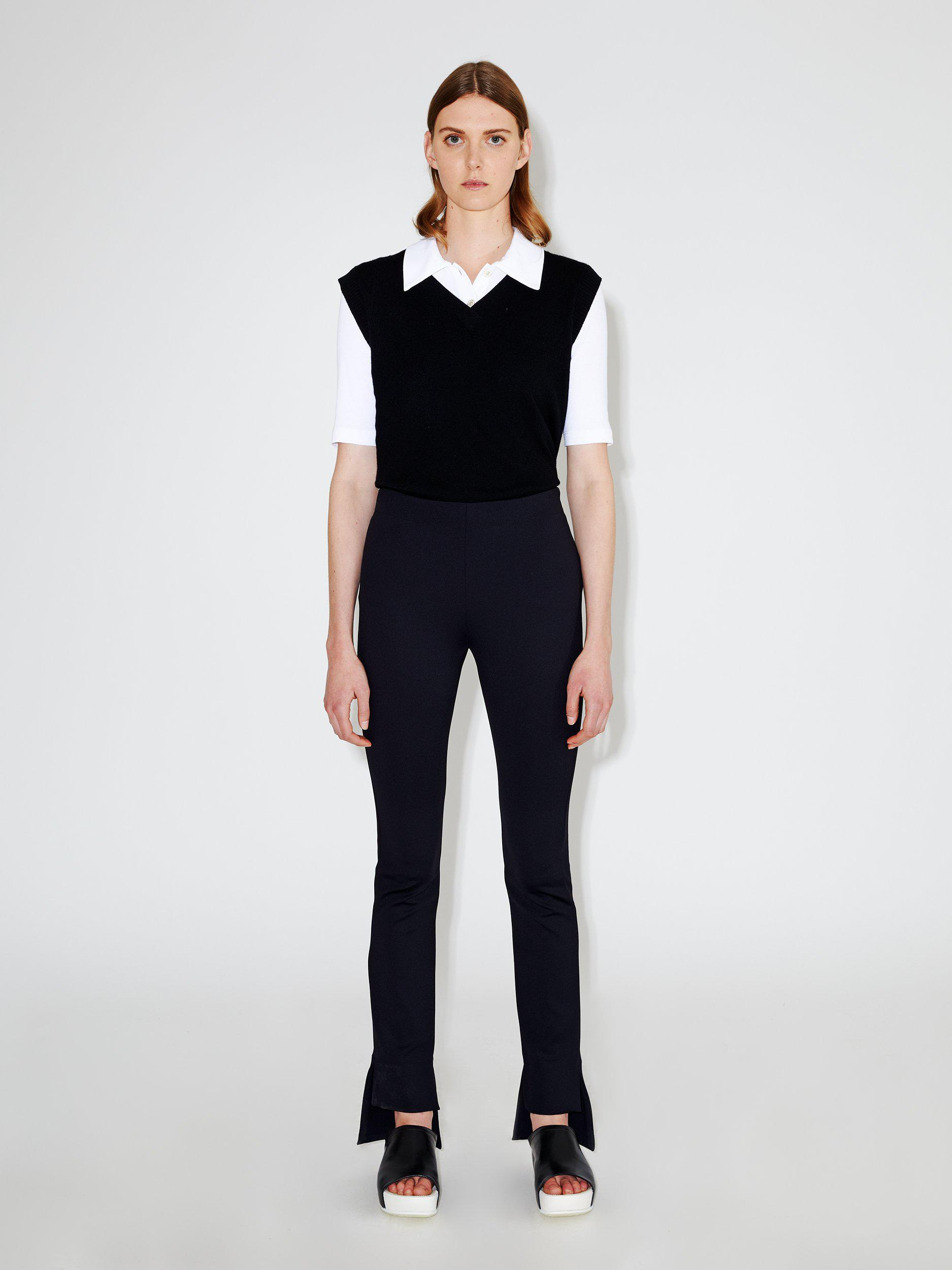 Skinny Cropped Front Pant 1