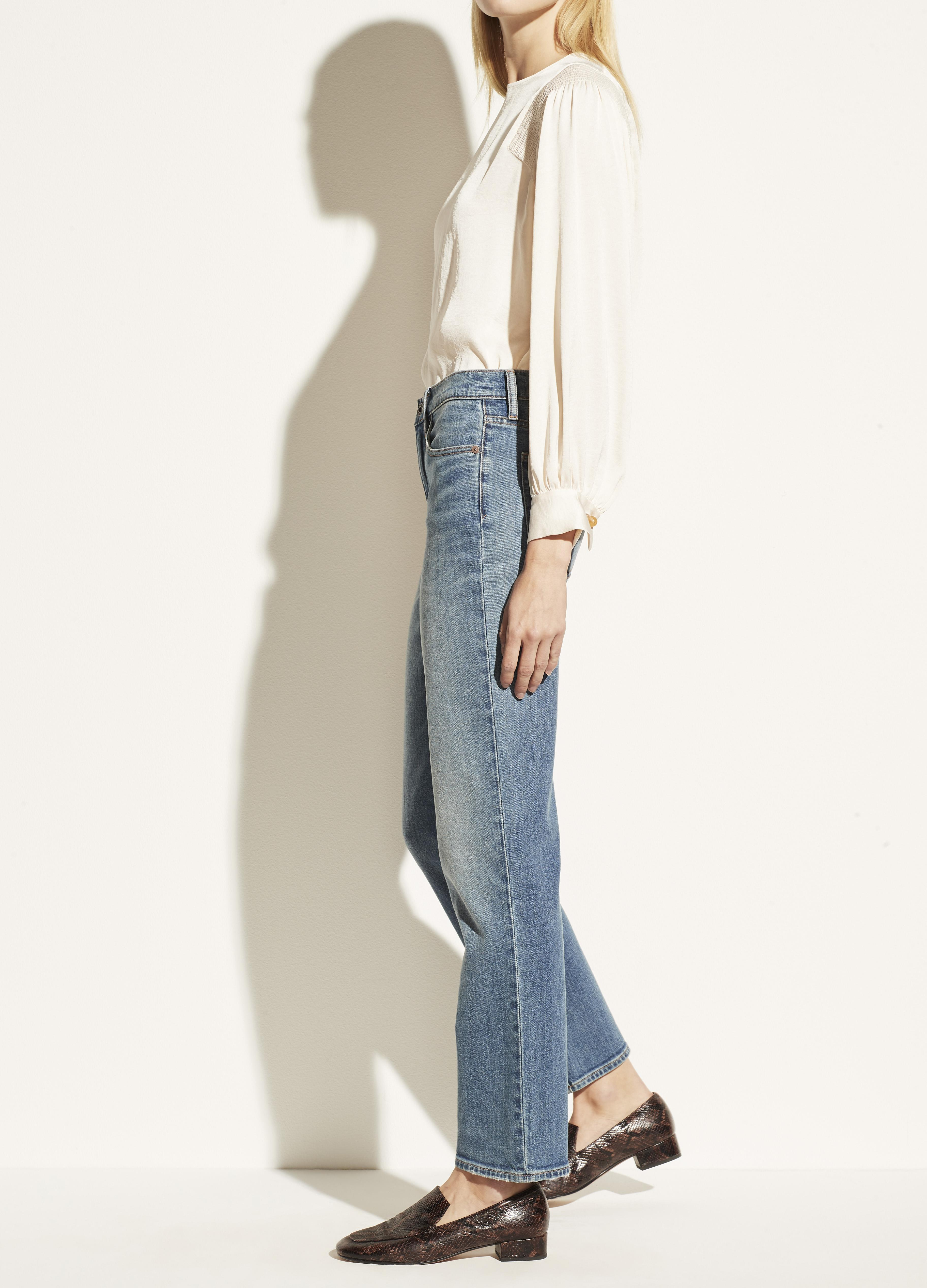 Exclusive / Relaxed Straight Jean 2