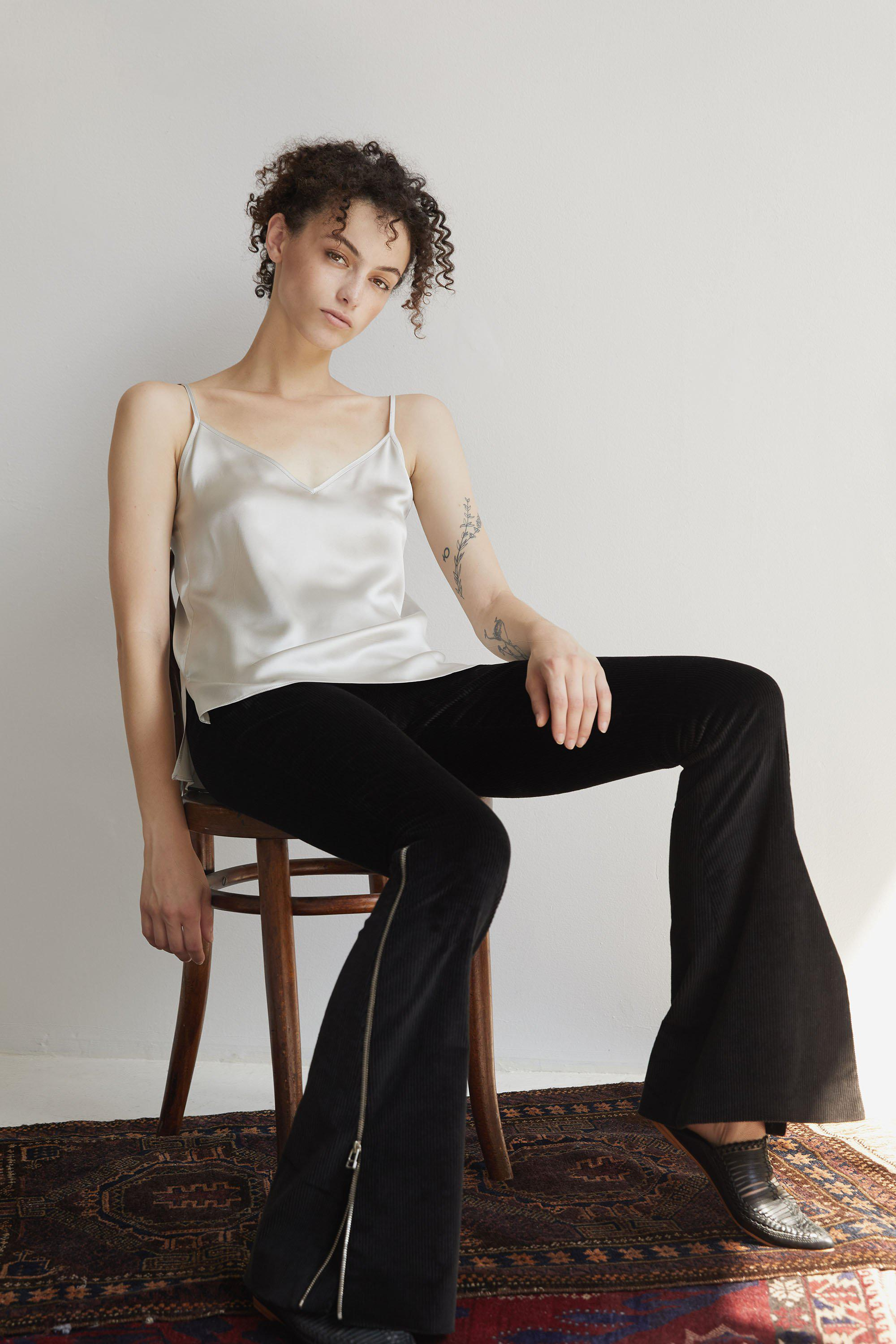 Aster Camisole - Ivory