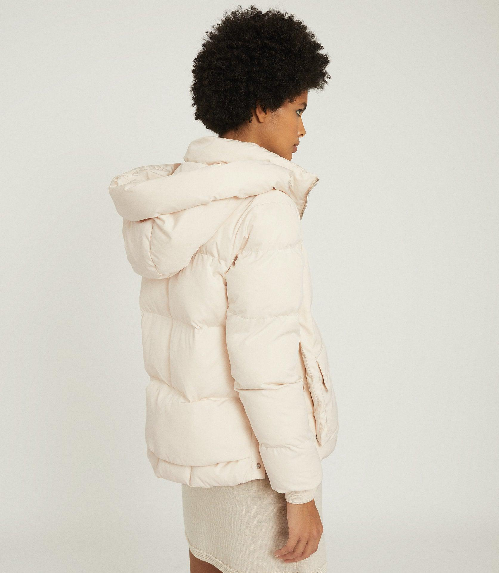 PAIGE - PUFFER JACKET WITH REMOVABLE HOOD 3