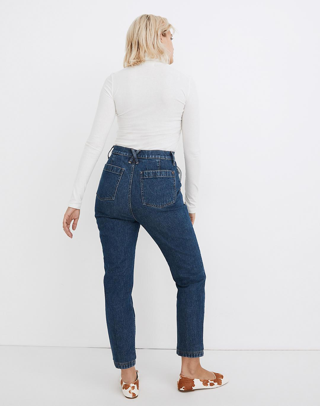 The Perfect Vintage Jean in Minot Wash: Trouser Edition 2