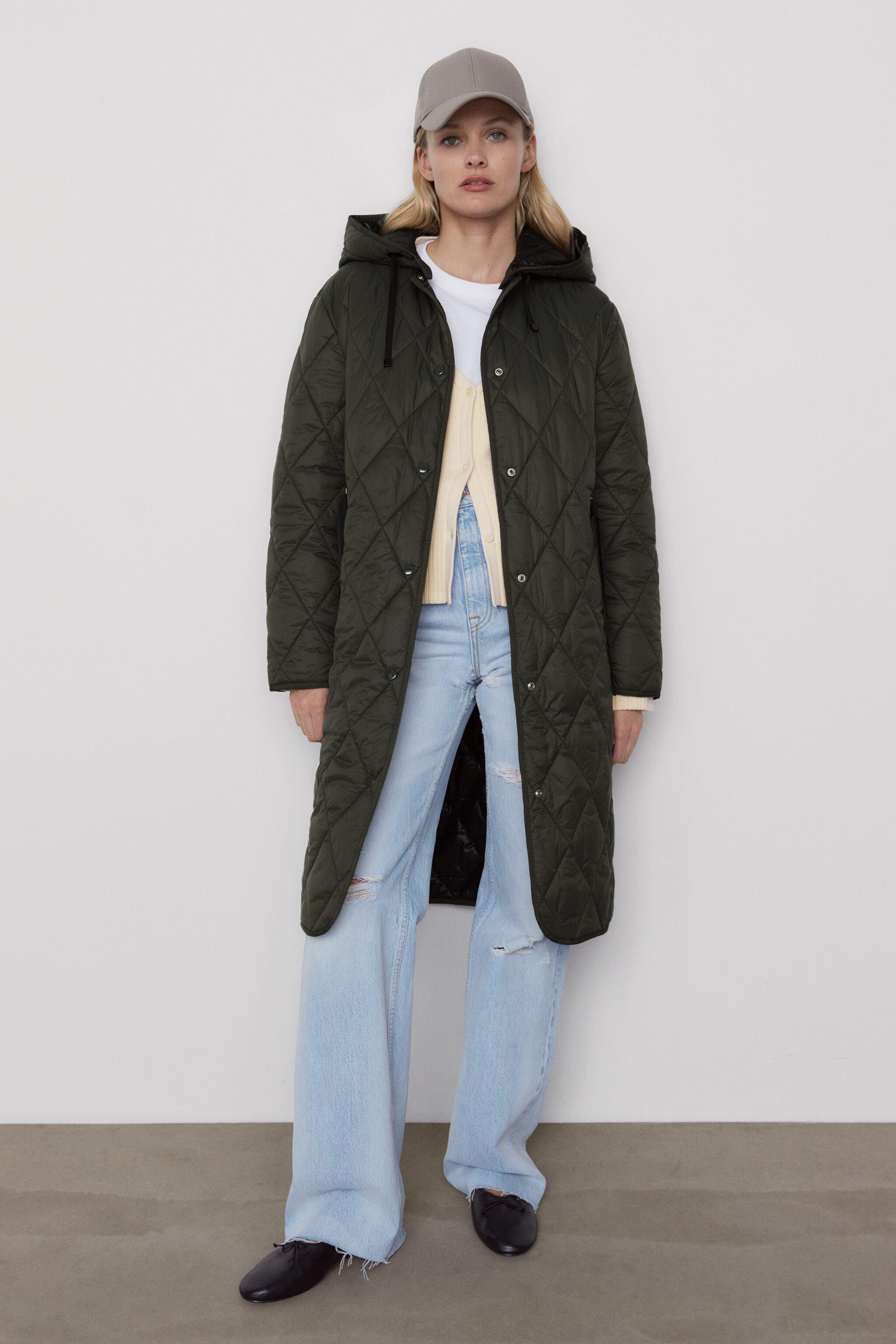 WATER AND WIND PROTECTION PUFFER COAT