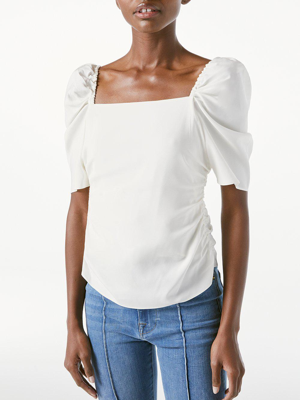 Betty Top -- Off White