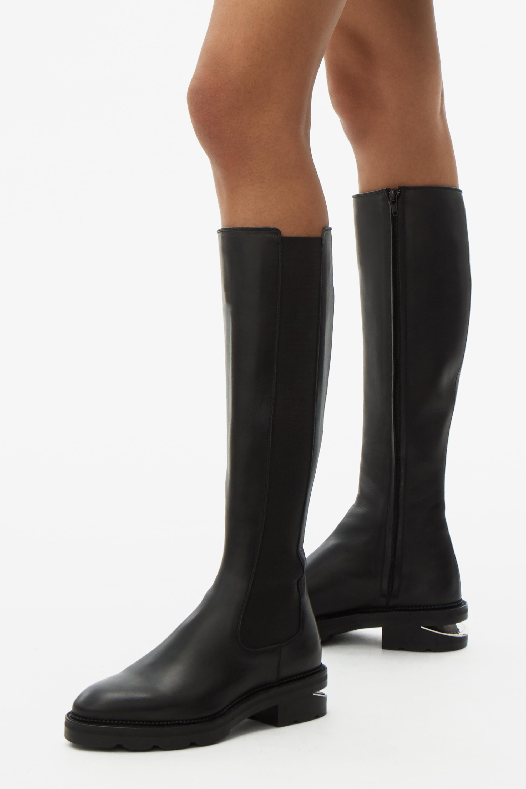 andy zippered riding boot 2