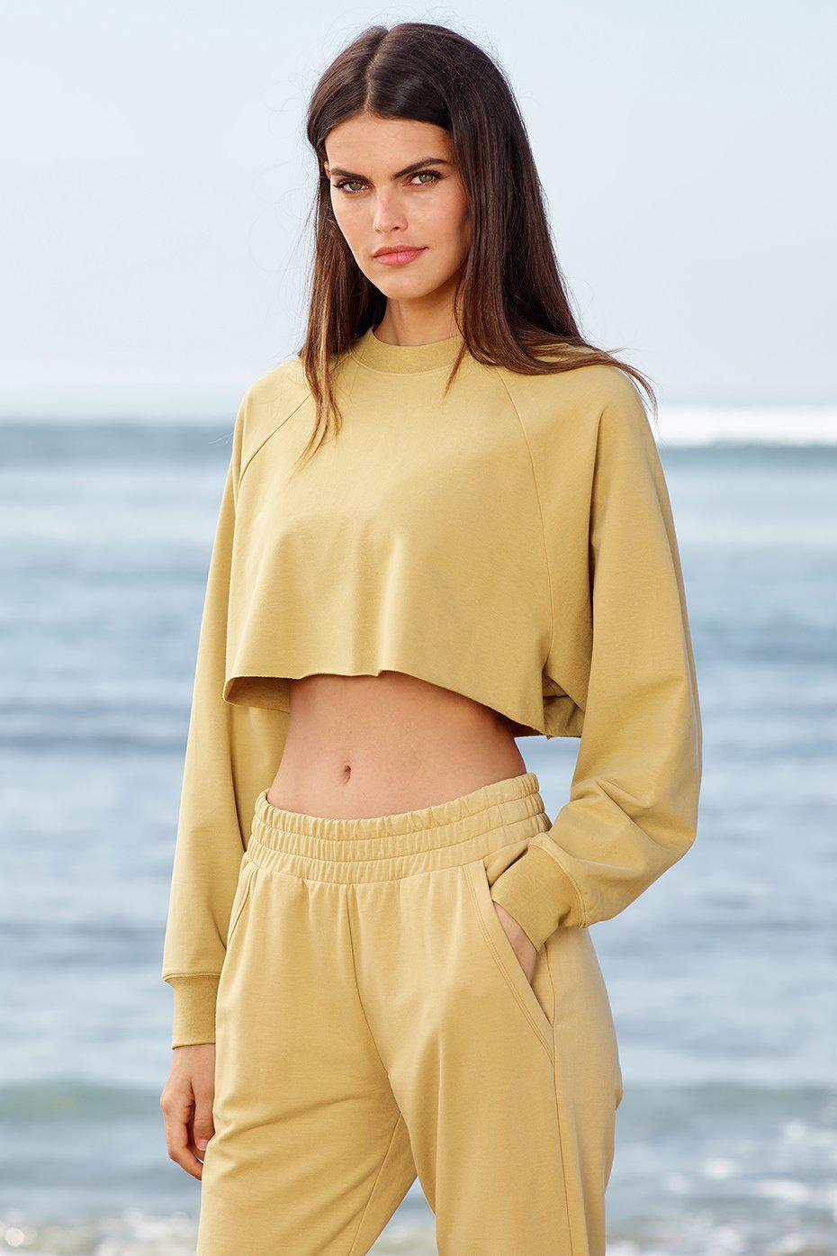 Double Take Pullover - Honey 4