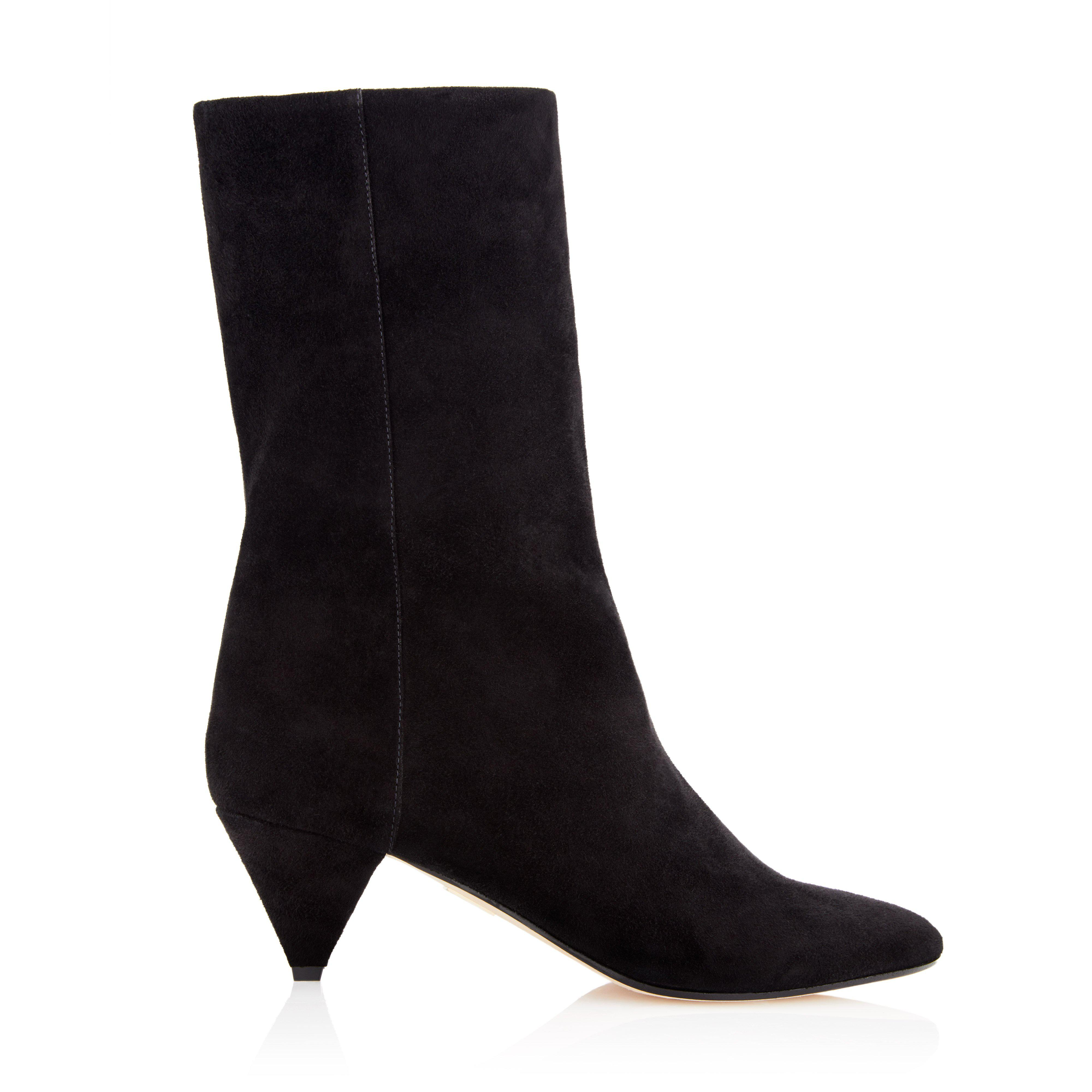Kindred Mid Calf 55 - Suede