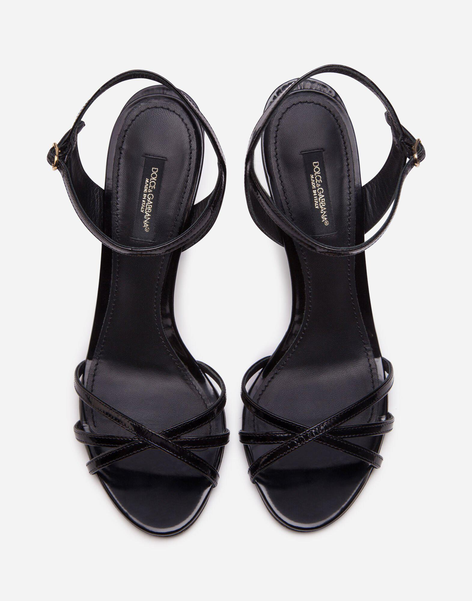 Leather sandals 3