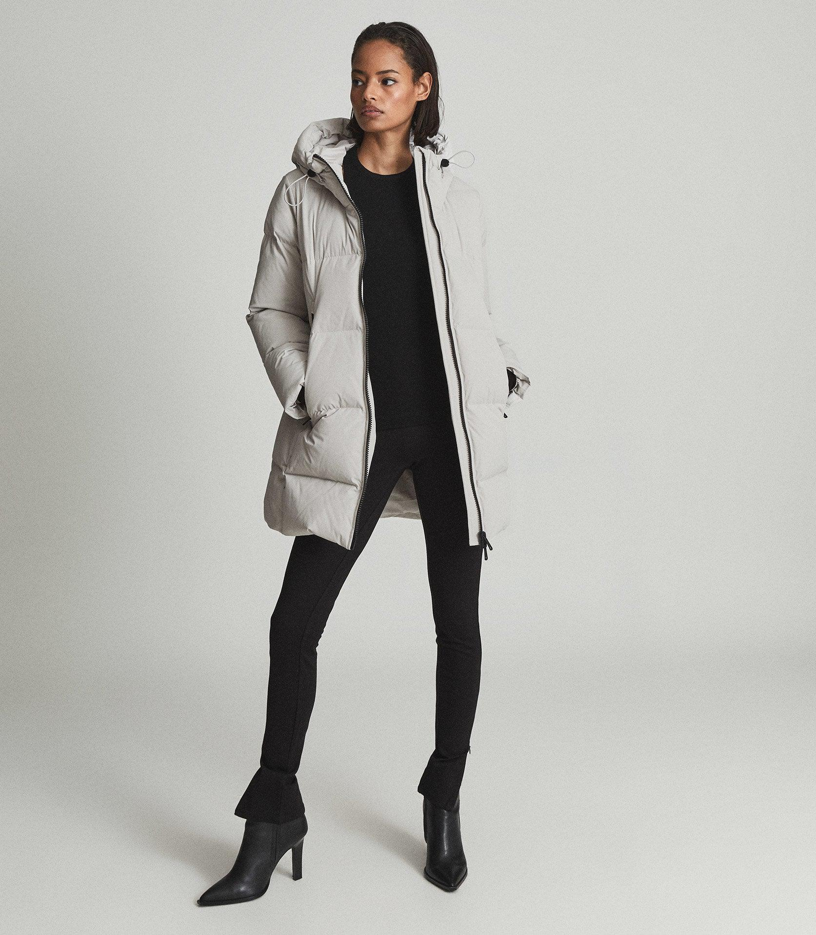 ASTRID - MID LENGTH PUFFER JACKET