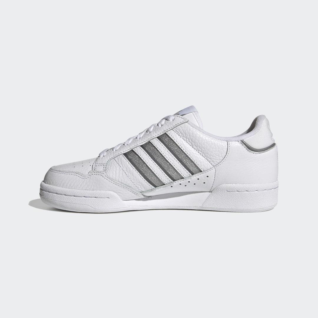 Continental 80 Stripes Shoes White 8