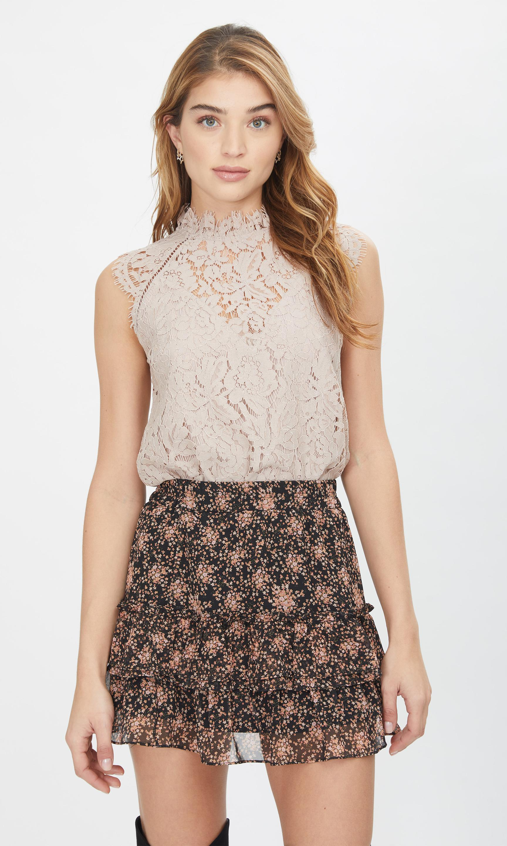 Stefi Lace Top