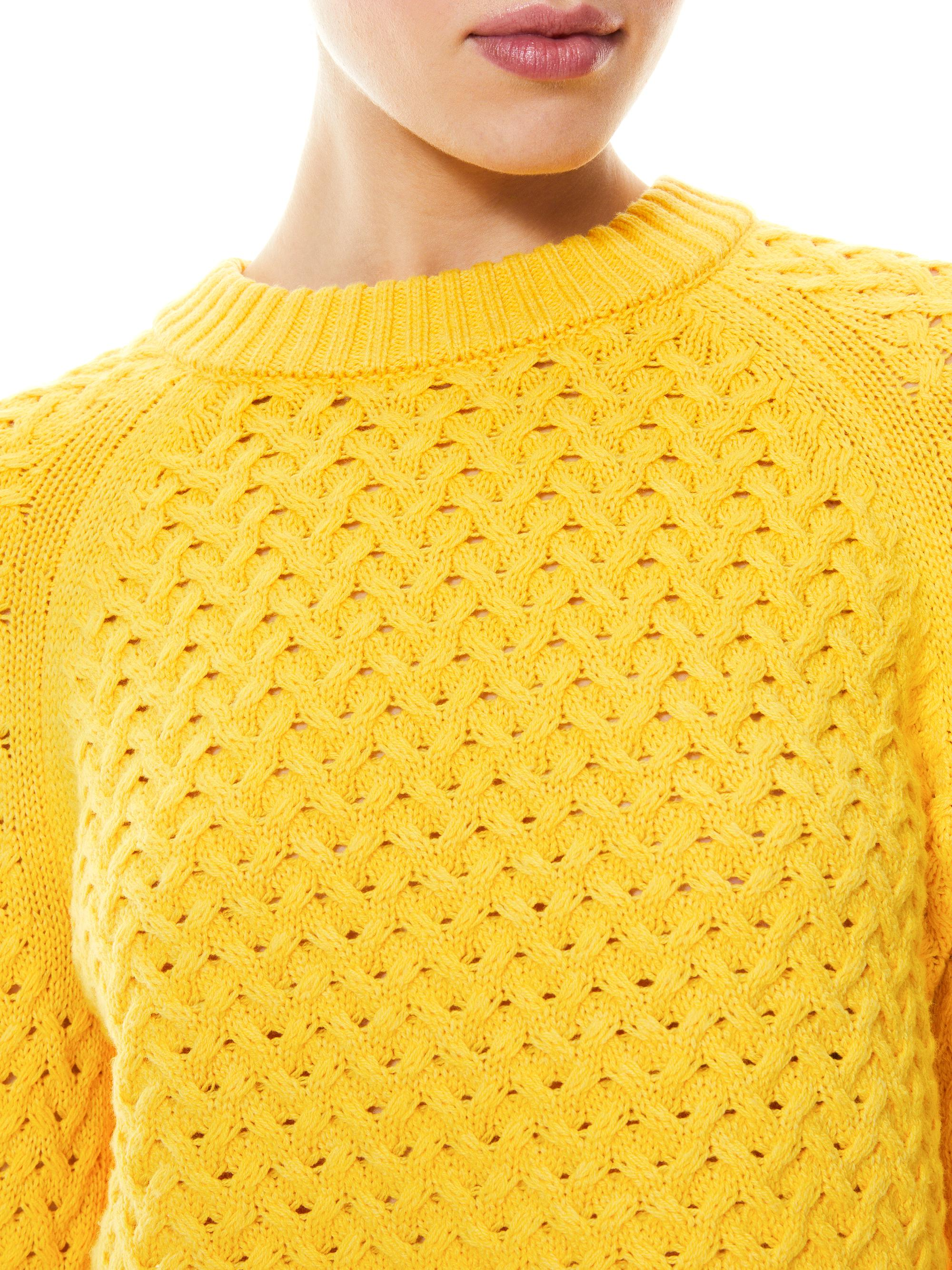 LETA CROPPED PULLOVER 6