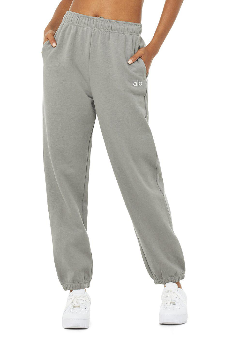 Accolade Sweatpant - Sterling
