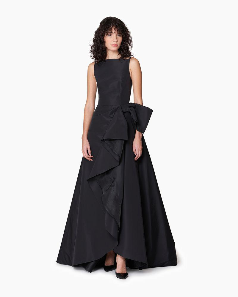 Cascade Front Gown 0