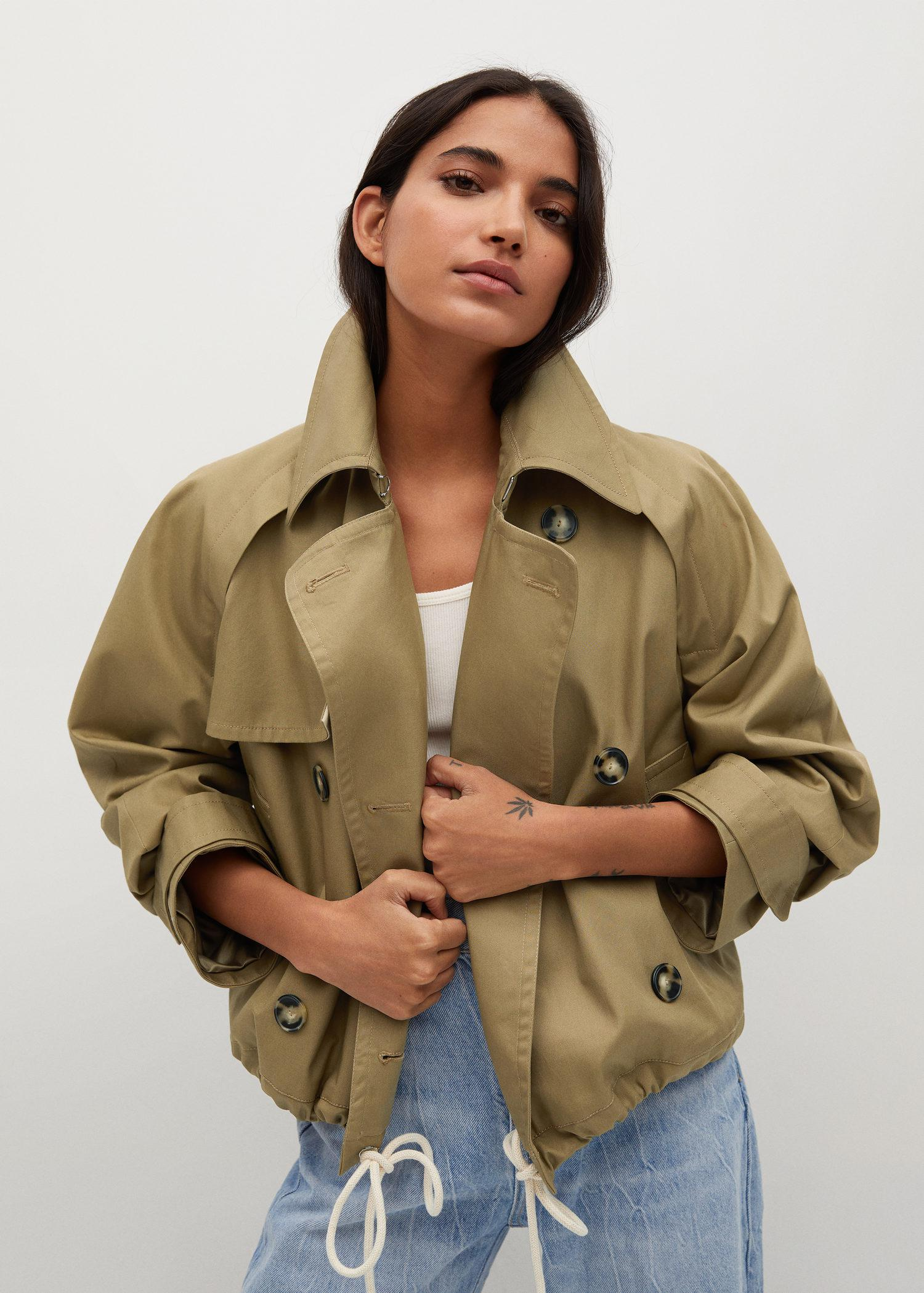 Cotton short trench