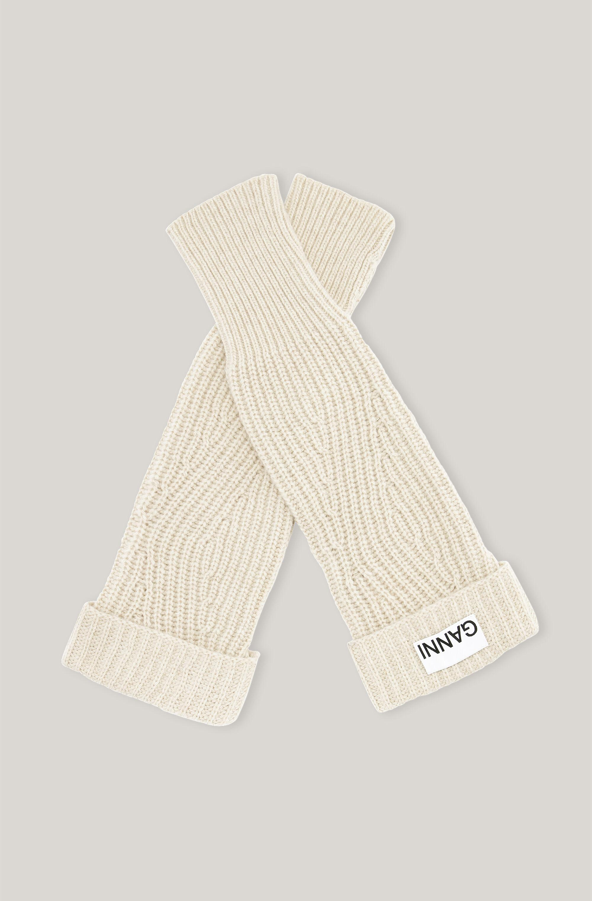 Recycled Wool Arm Warmers