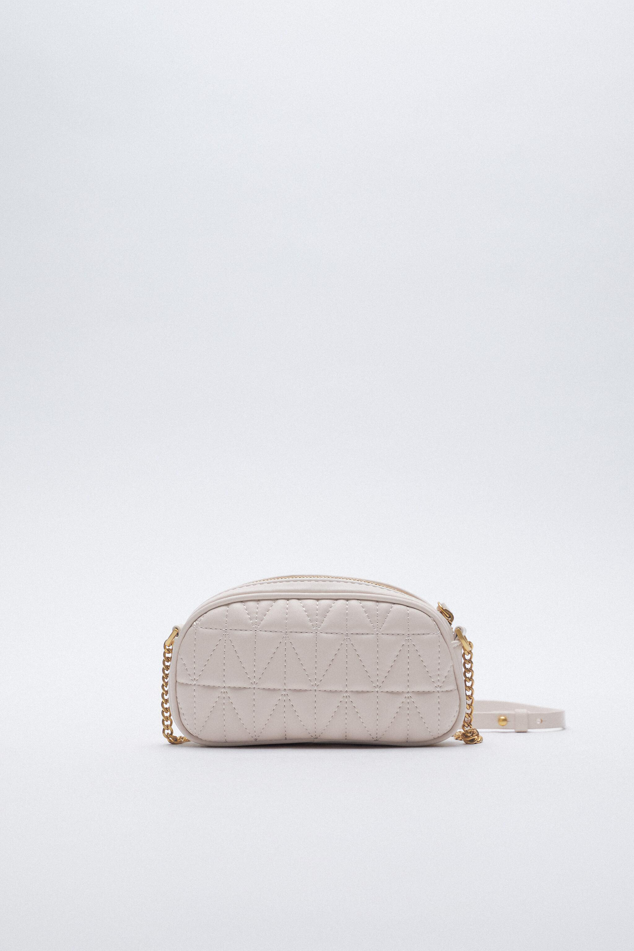 QUILTED CROSSBODY SMART PHONE BAG
