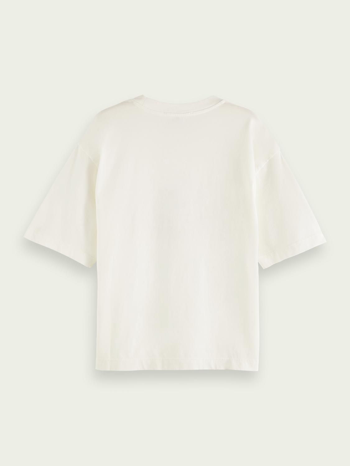 Relaxed-fit graphic organic cotton T-shirt 5