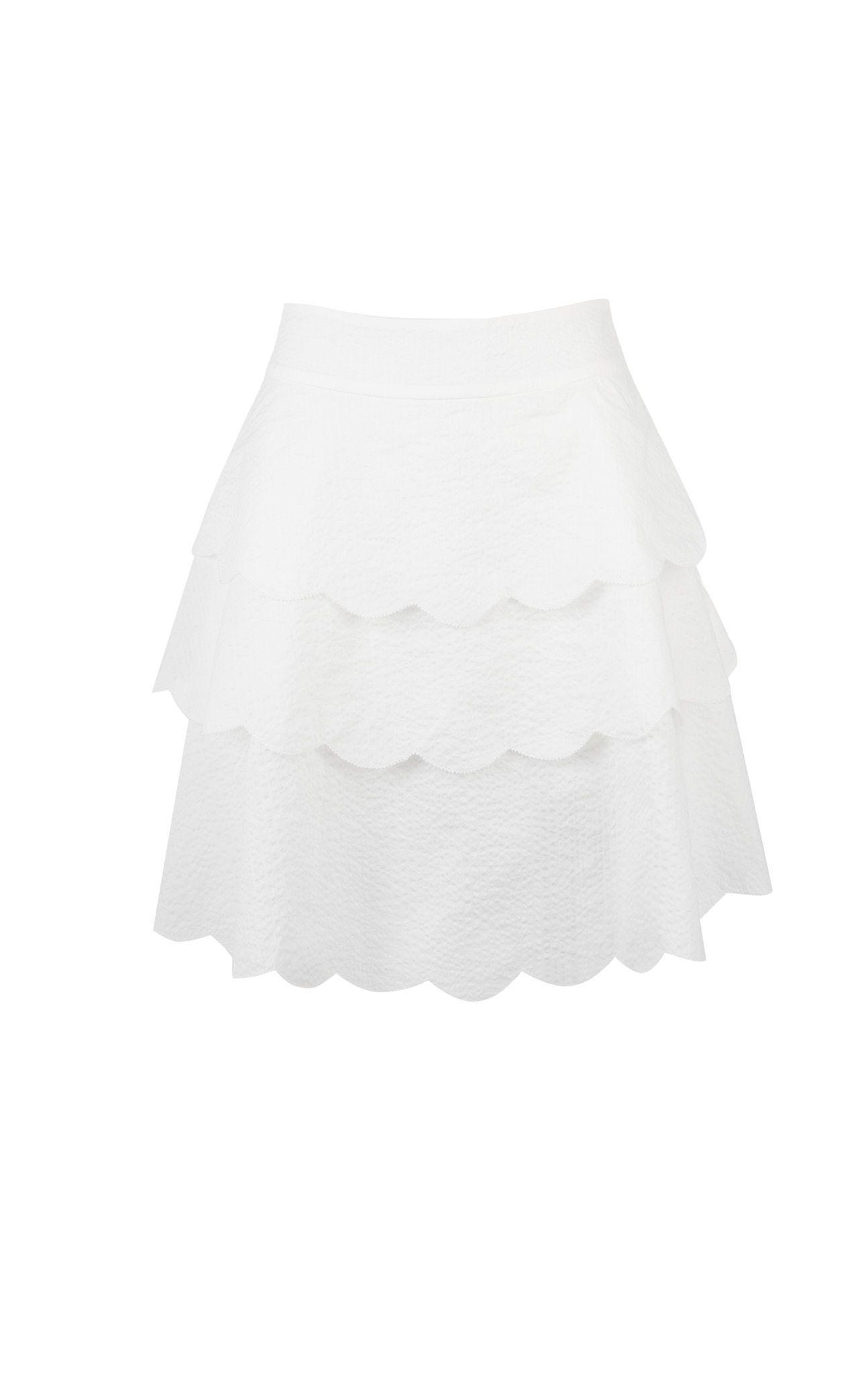 San Onofre Skirt in Coconut 1
