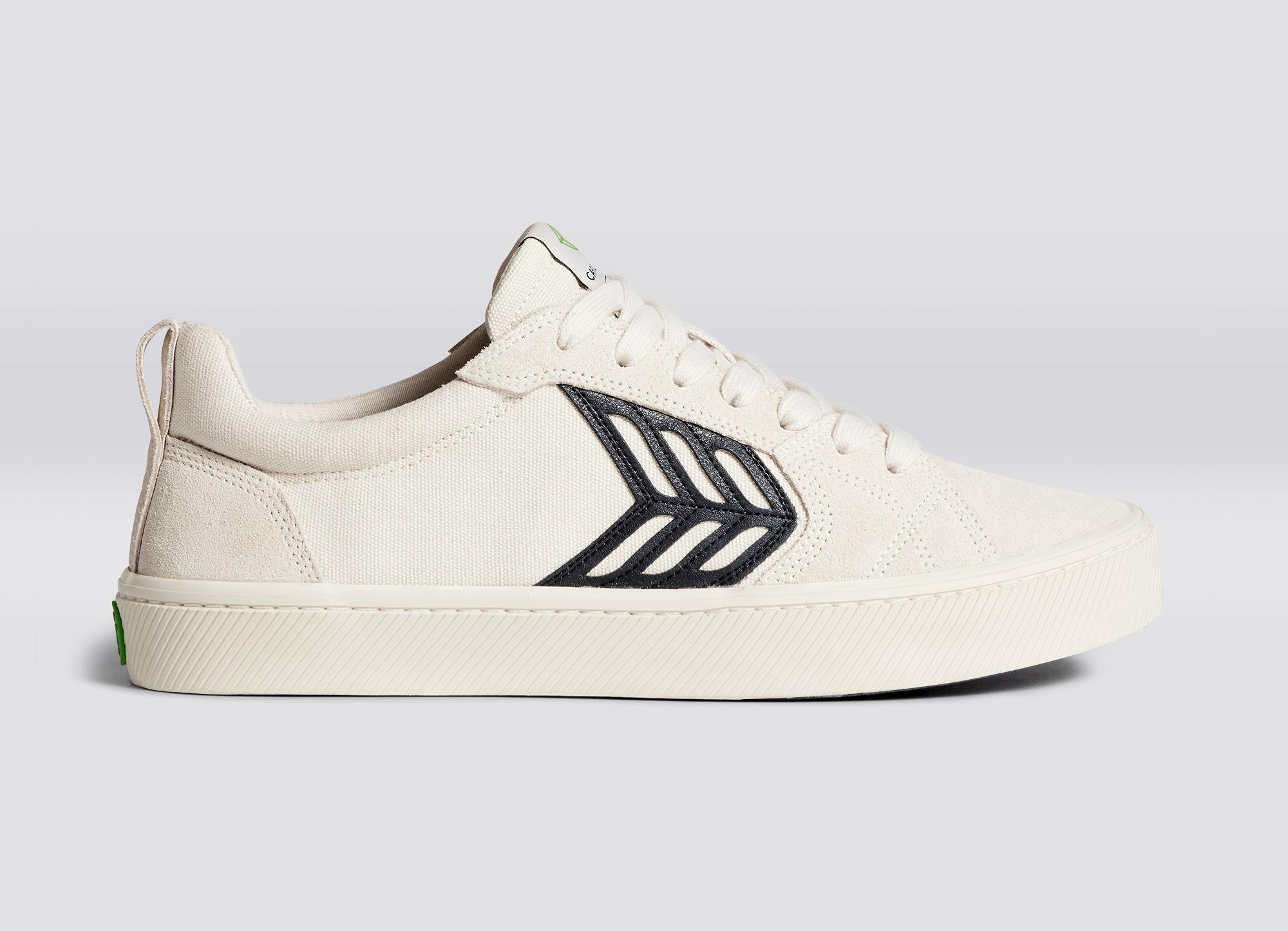 Right foot (Single Shoe) - Off-White Vintage/Black