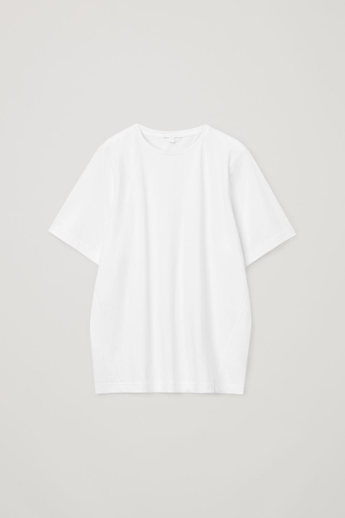 CURVED T-SHIRT 5