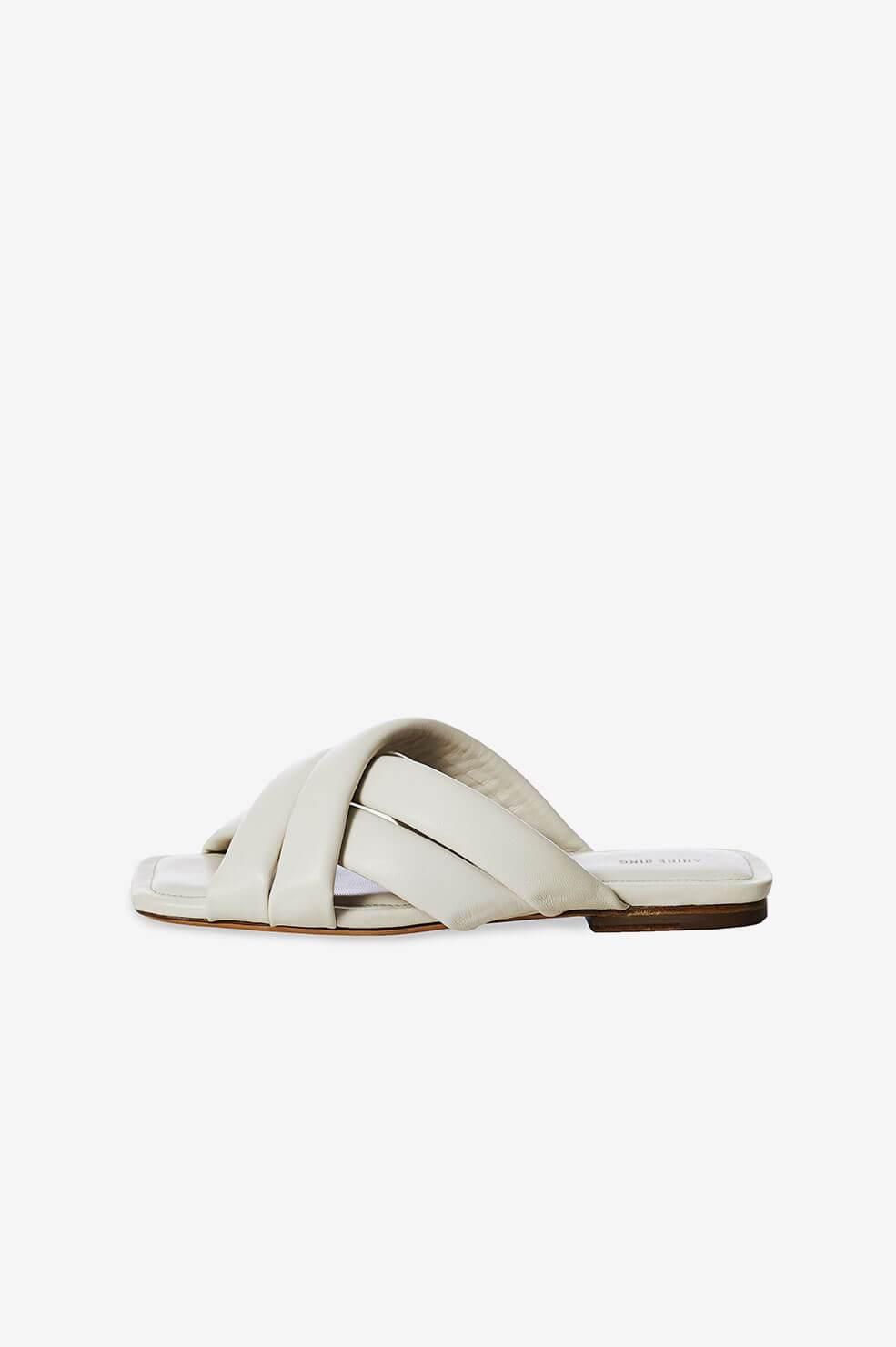 Eve Sandals - Ivory 3