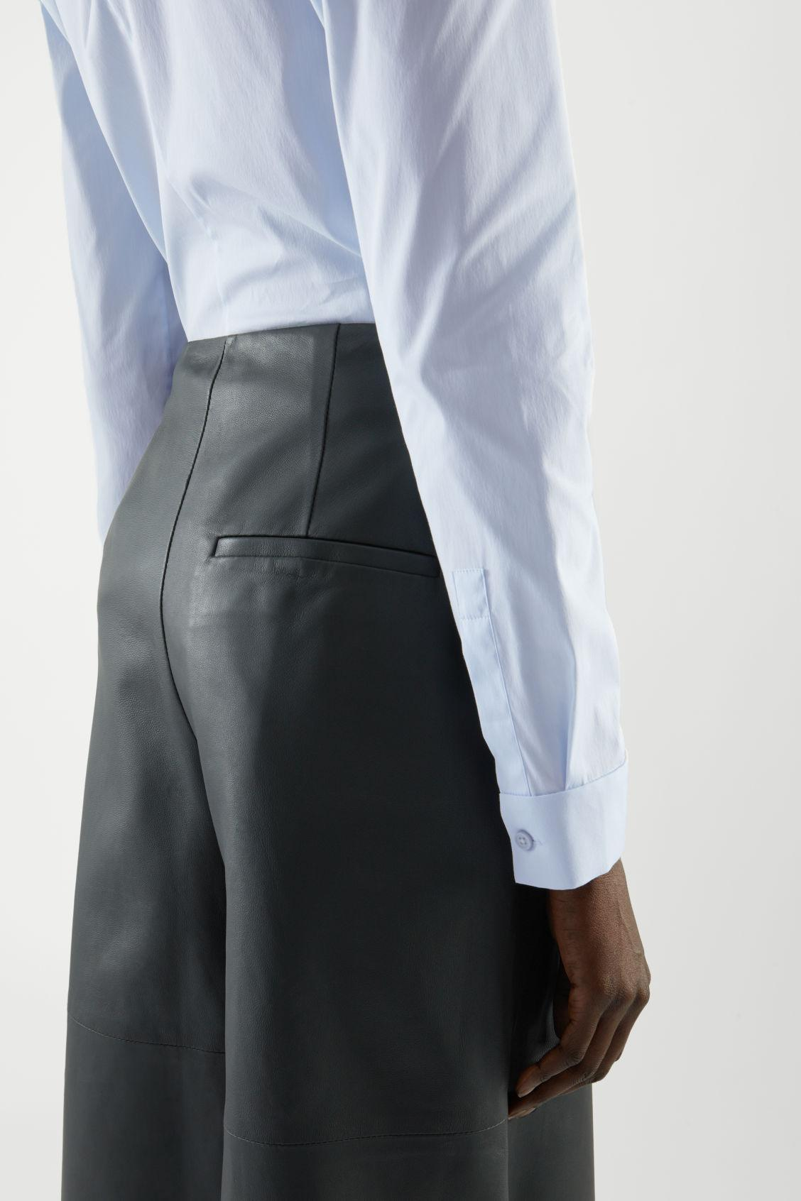 SLIM FITTED SHIRT 4