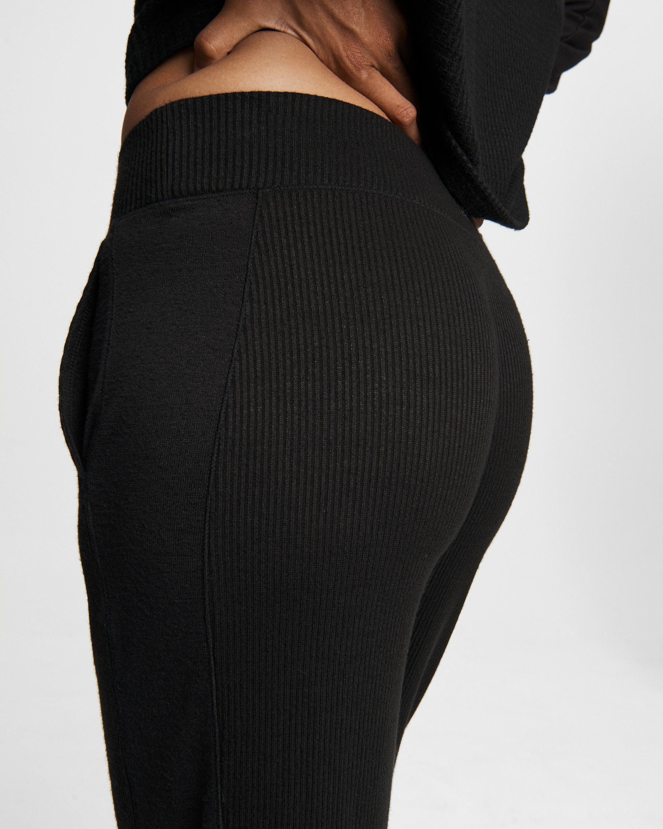The knit jersey pant 4