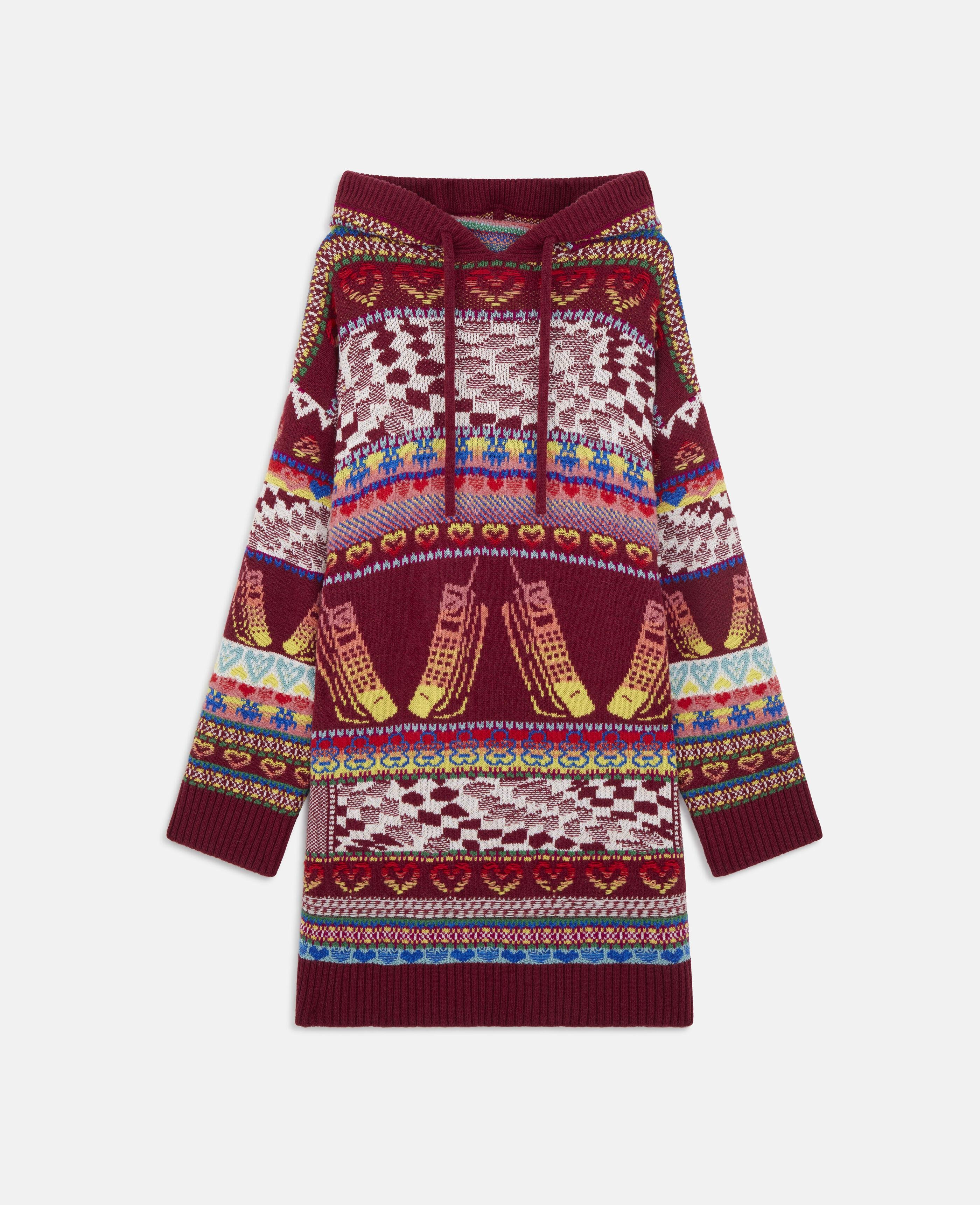 Keep In Touch' Hooded Dress