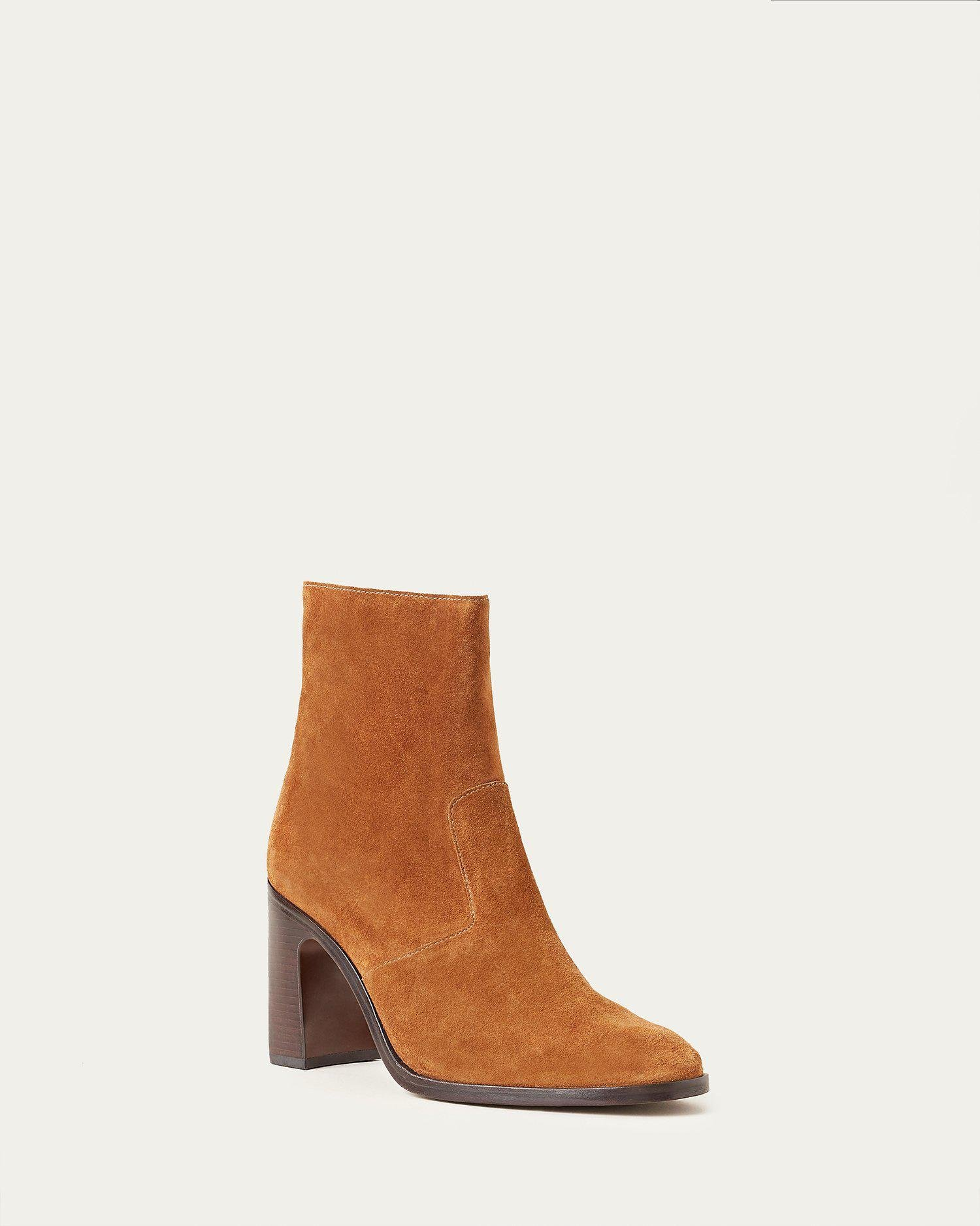 Blair Cacao Ankle Bootie