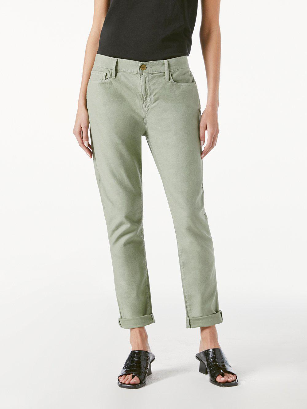 Le Garcon -- Washed Military