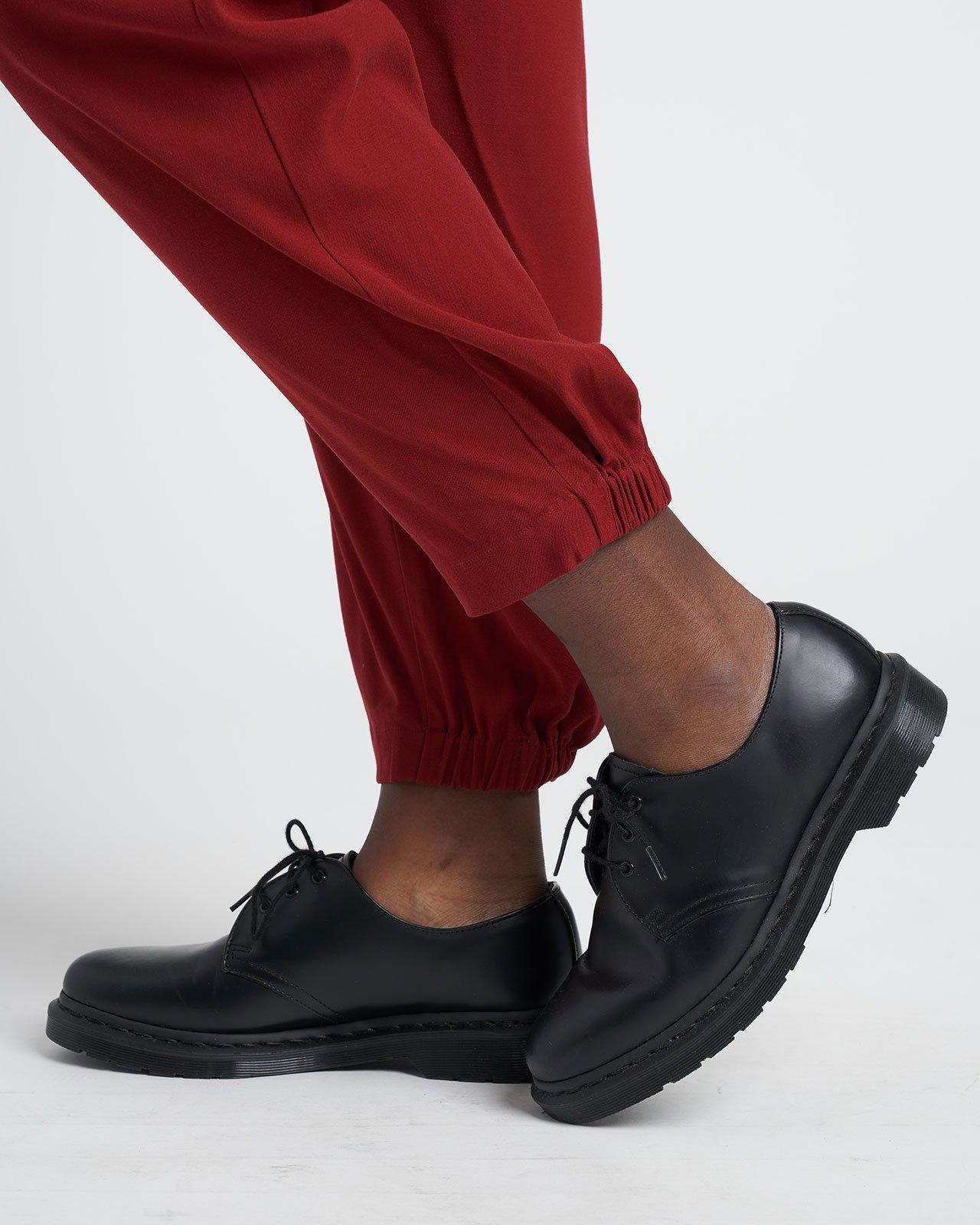 Dylan Luxe Twill Joggers 2