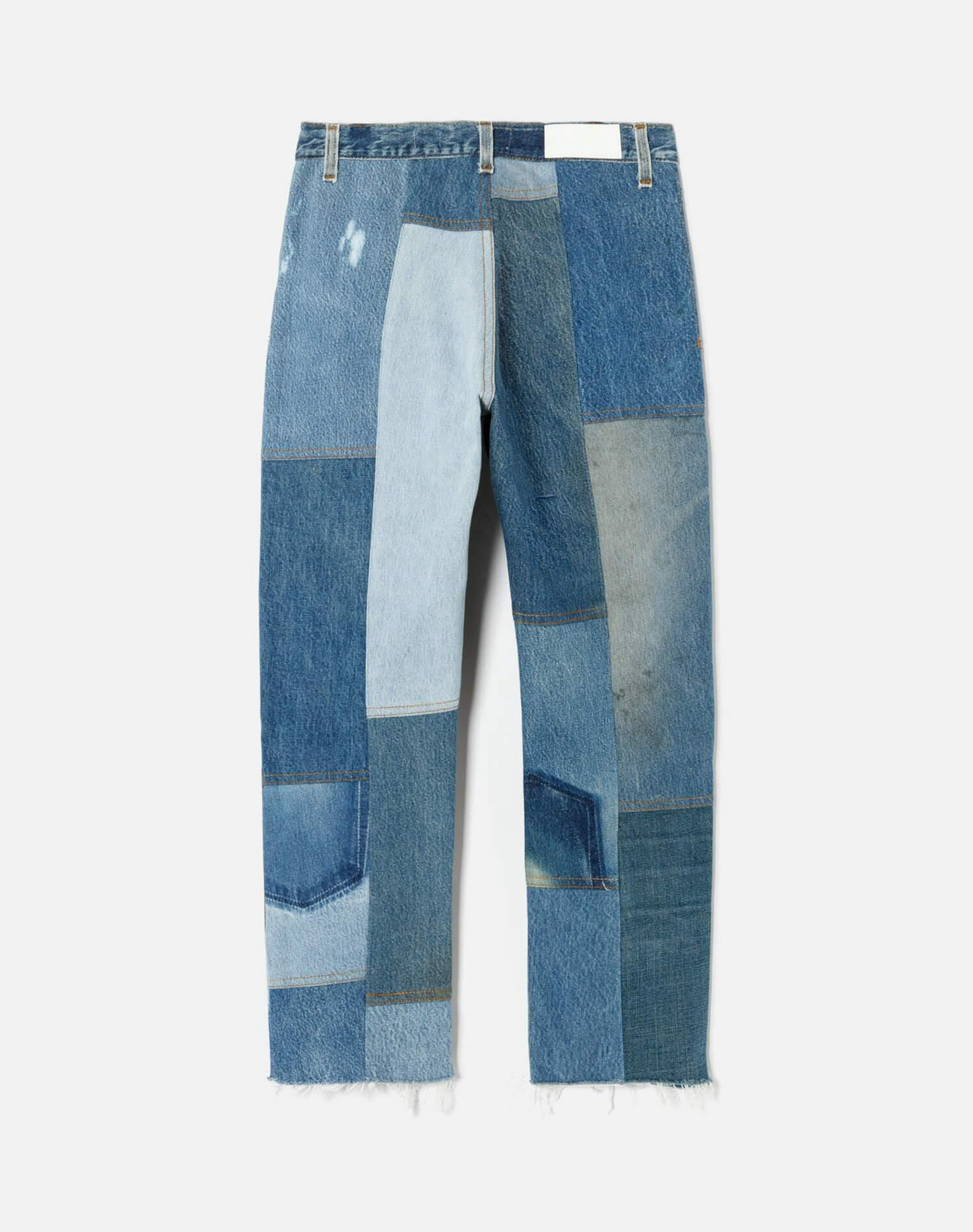70s Patch Jean 1