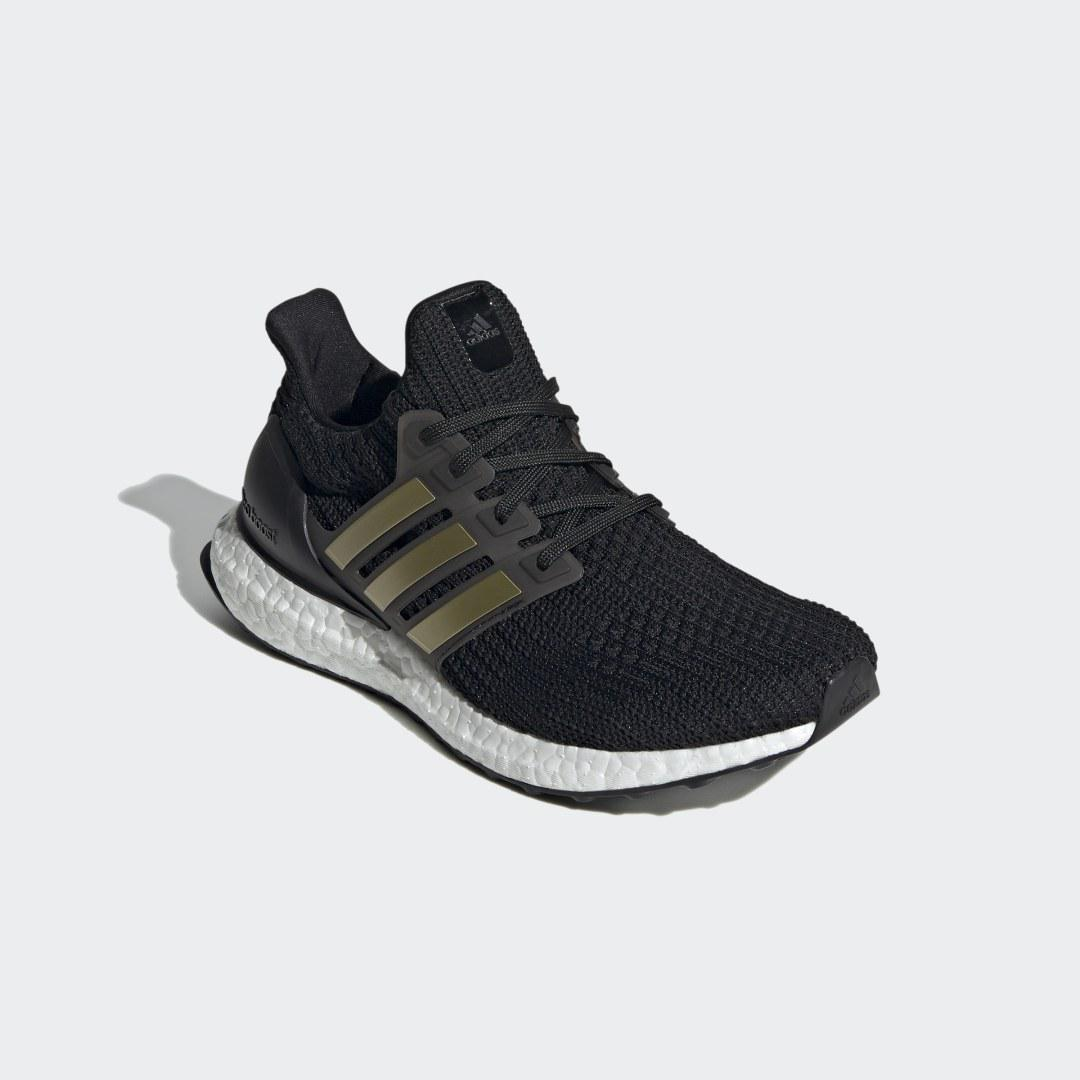 Ultraboost 4.0 DNA Shoes Black 6 - Womens Running Shoes