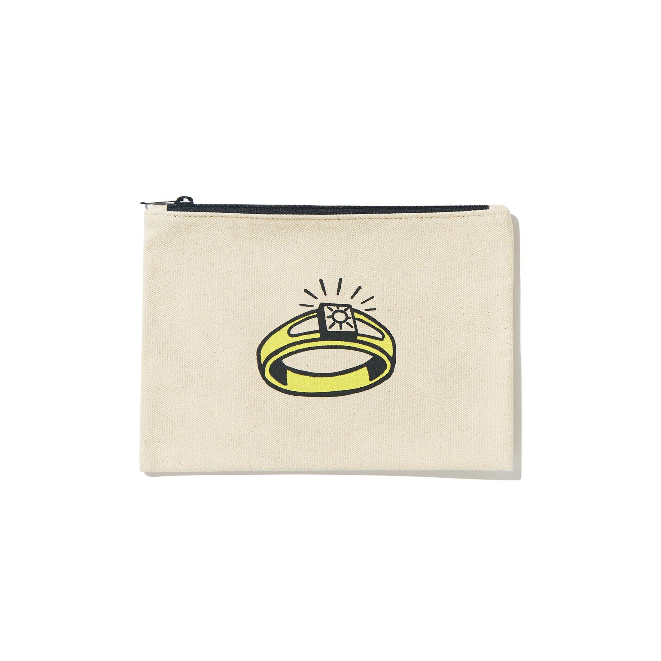 The Luxury Pouch - Canvas