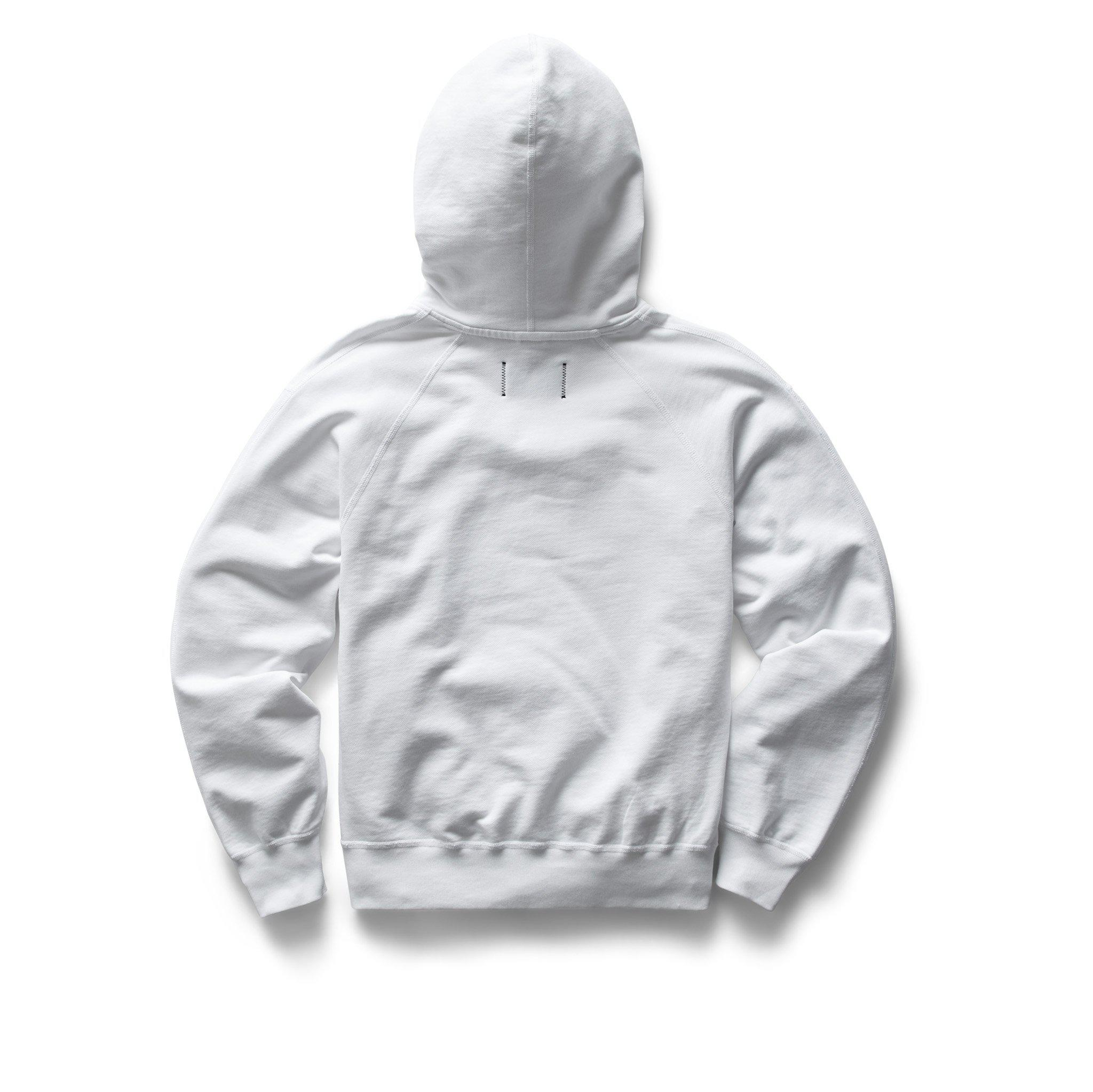 Lightweight Terry Relaxed Hoodie 6