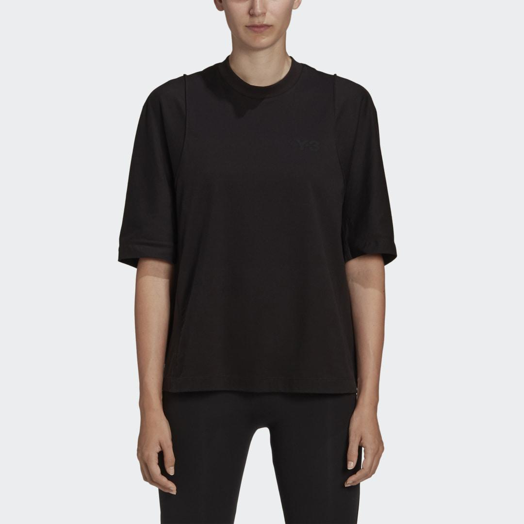 Y-3 Classic Tailored Tee Black